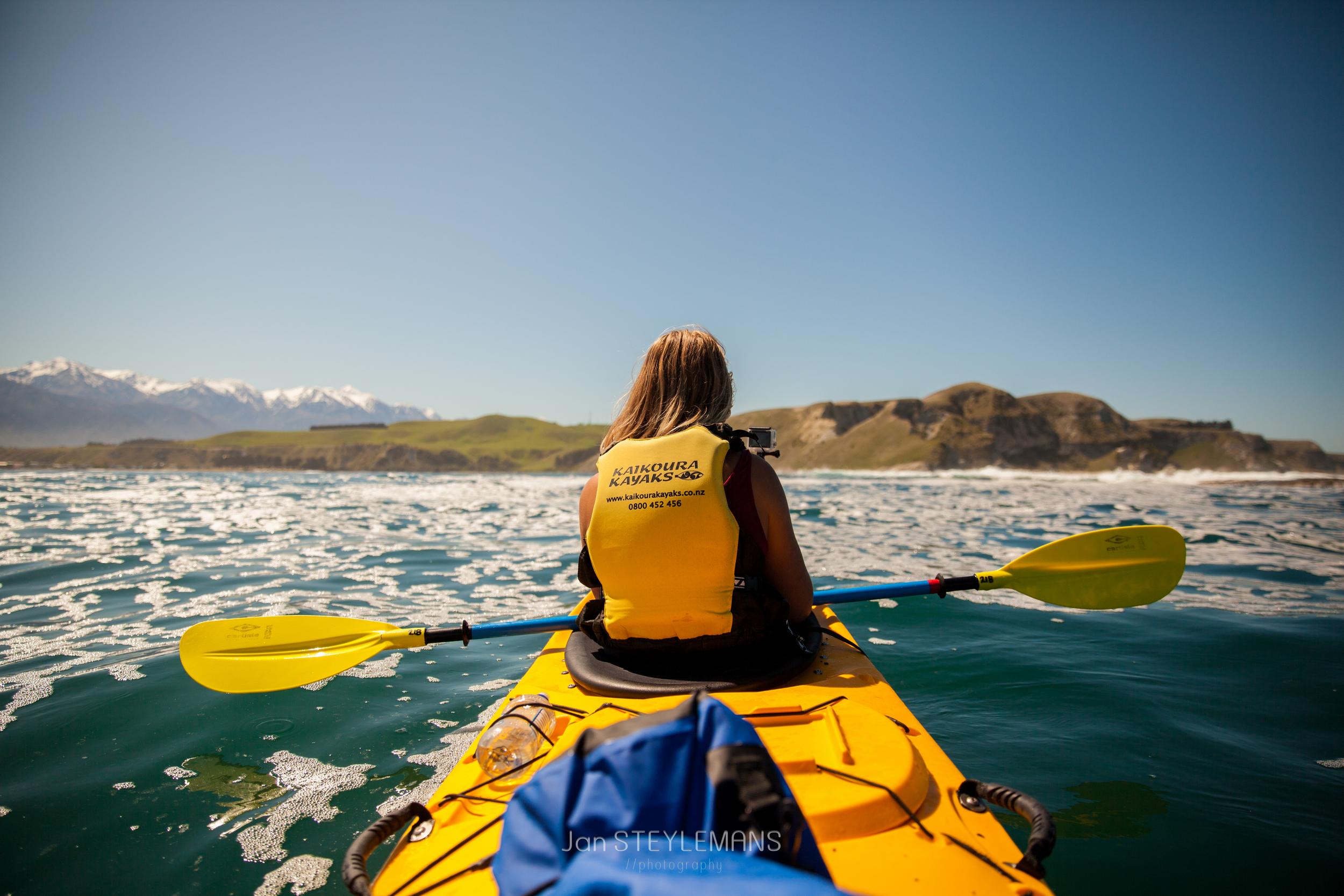 Kaikoura Kayaking