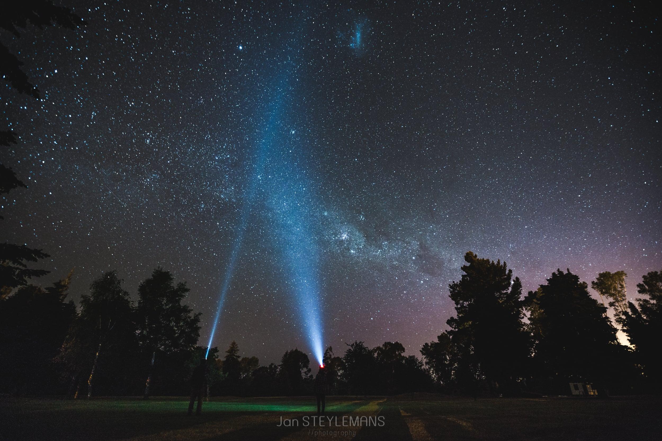 Nightsky, Temuka, New Zealand