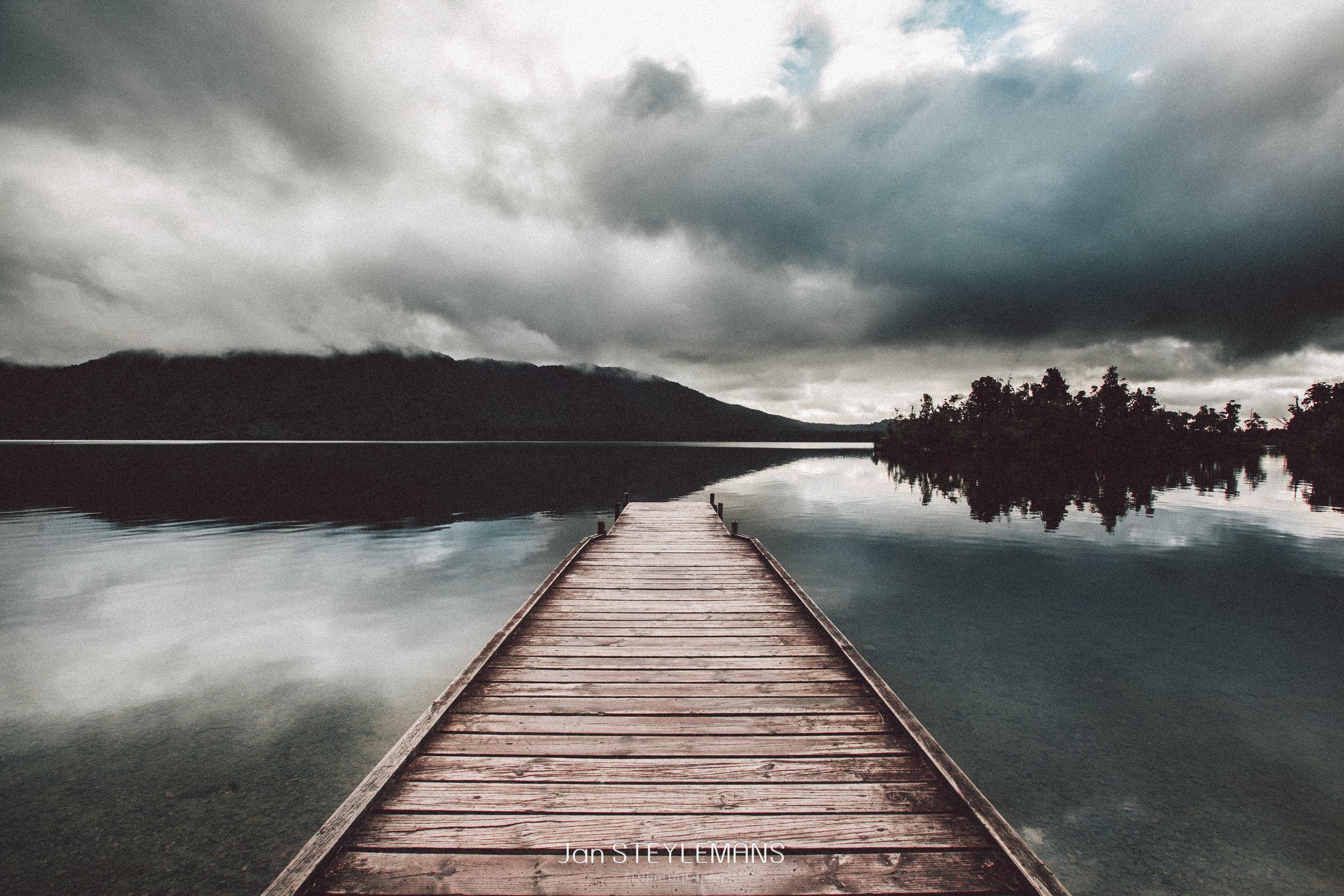 2. Rotorua Pier - Lake Rotoroa, New Zealand