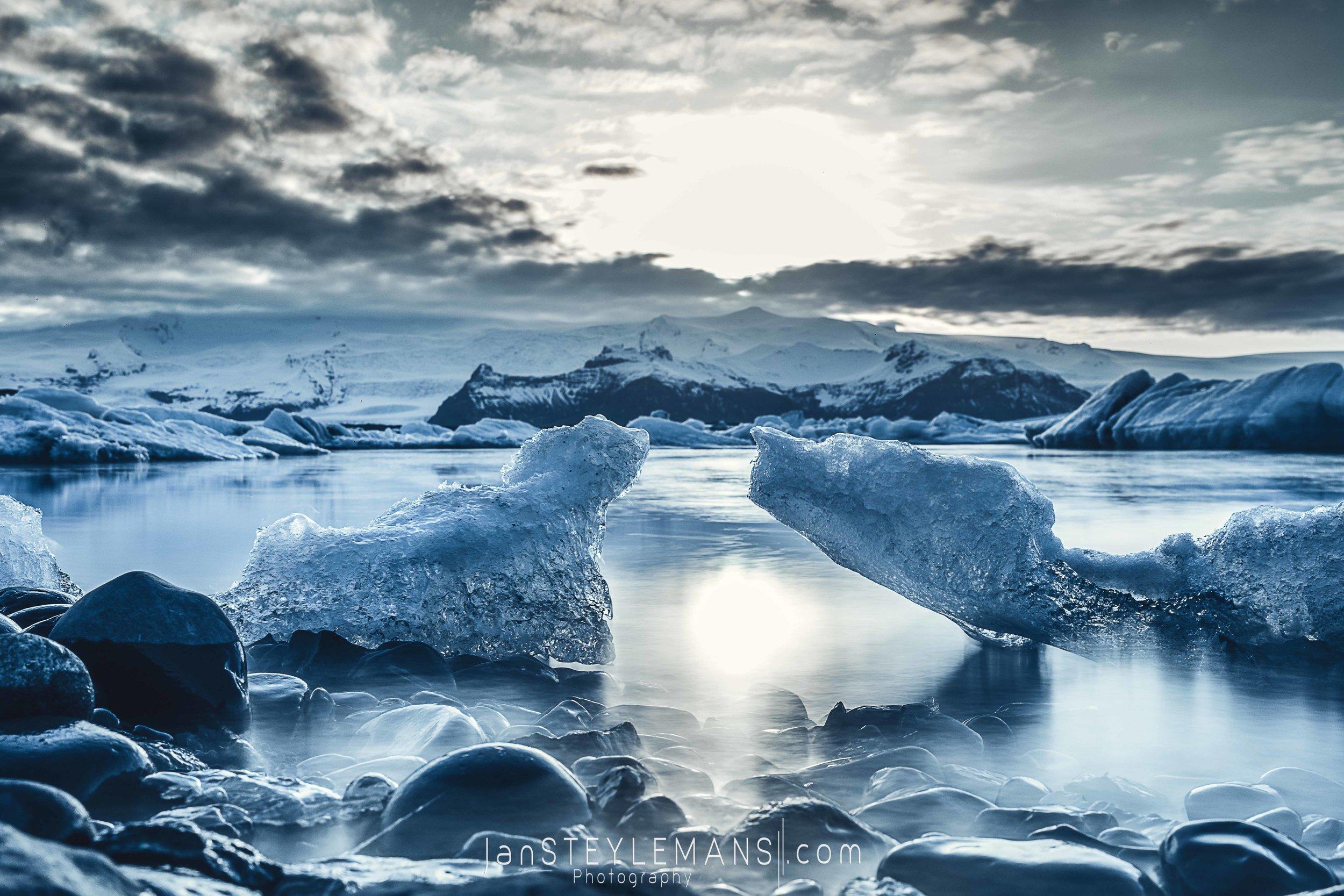 51. Jokulsarlon, Iceland