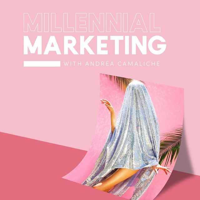 """A little over a year ago I was lost on how to """"Market"""" myself as a creative. I was overwhelmed on where to start when it came to portraying my brand on social platforms and identifying who my real audience even was! 〰〰〰〰〰〰〰〰〰〰〰〰〰〰〰〰 I think this is something that many creatives, entrepreneurs and bad ass girl bosses go through!  Millennial marketing is for the creative wanting to grow their brand and understand the fundamentals of digital marketing in a fun way! 〰〰〰〰〰〰〰〰〰〰〰〰〰〰〰〰〰 So go ahead! Click the link in my bio to see the official first ☝️episode of Millennial Marketing. After, comment below 👇 with what you want to see for episode ✌️."""