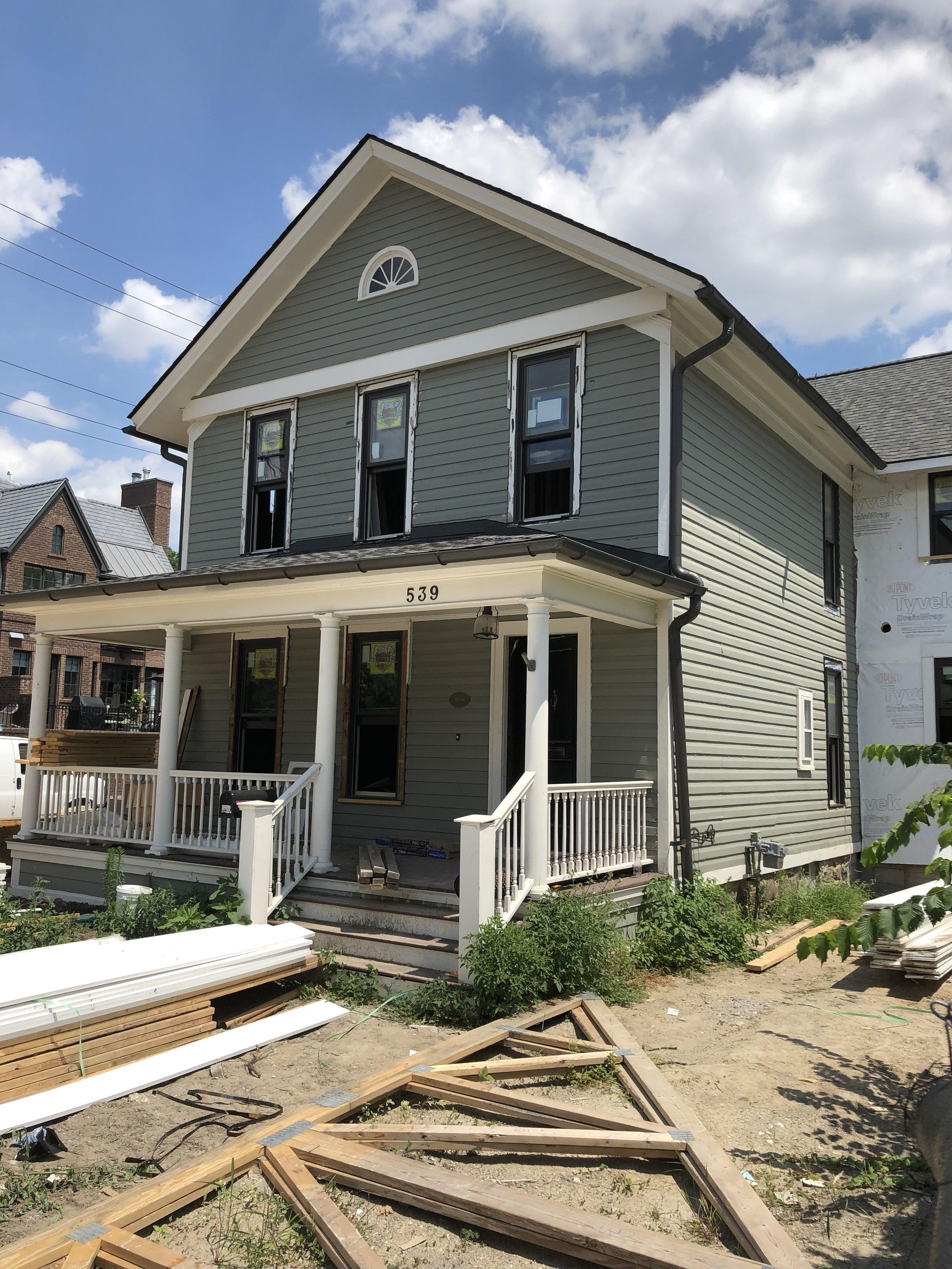 Original 1880s home