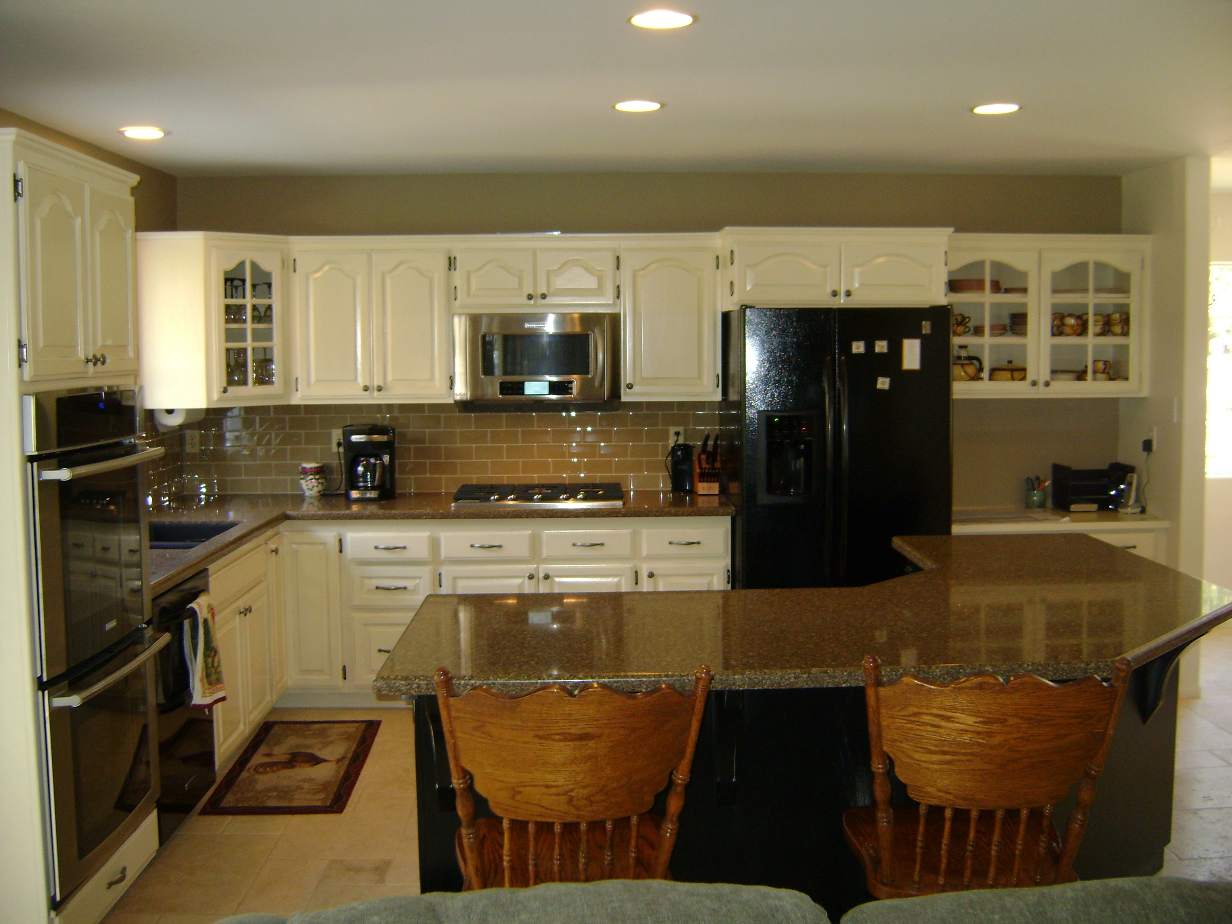 Daly Road Kitchen After