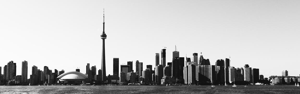 Toronto skyline, 2014
