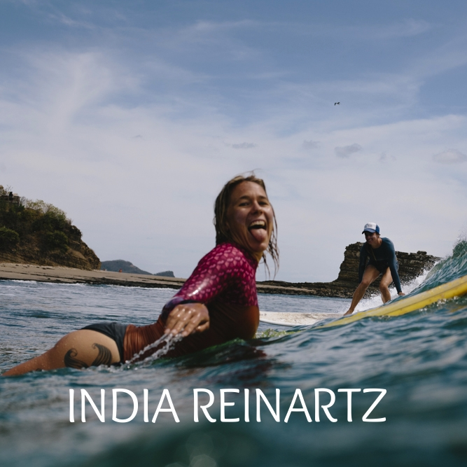 INDIA REINARTZ