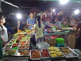 nightfoodmarkettrawangan