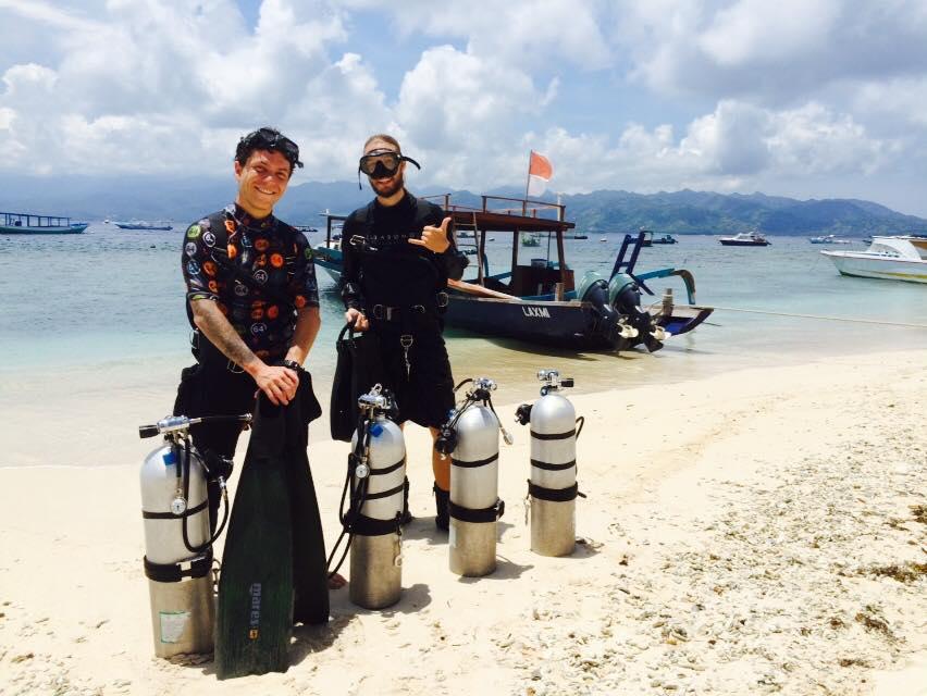 sidemount.diving.indonesia.gilitrawangan