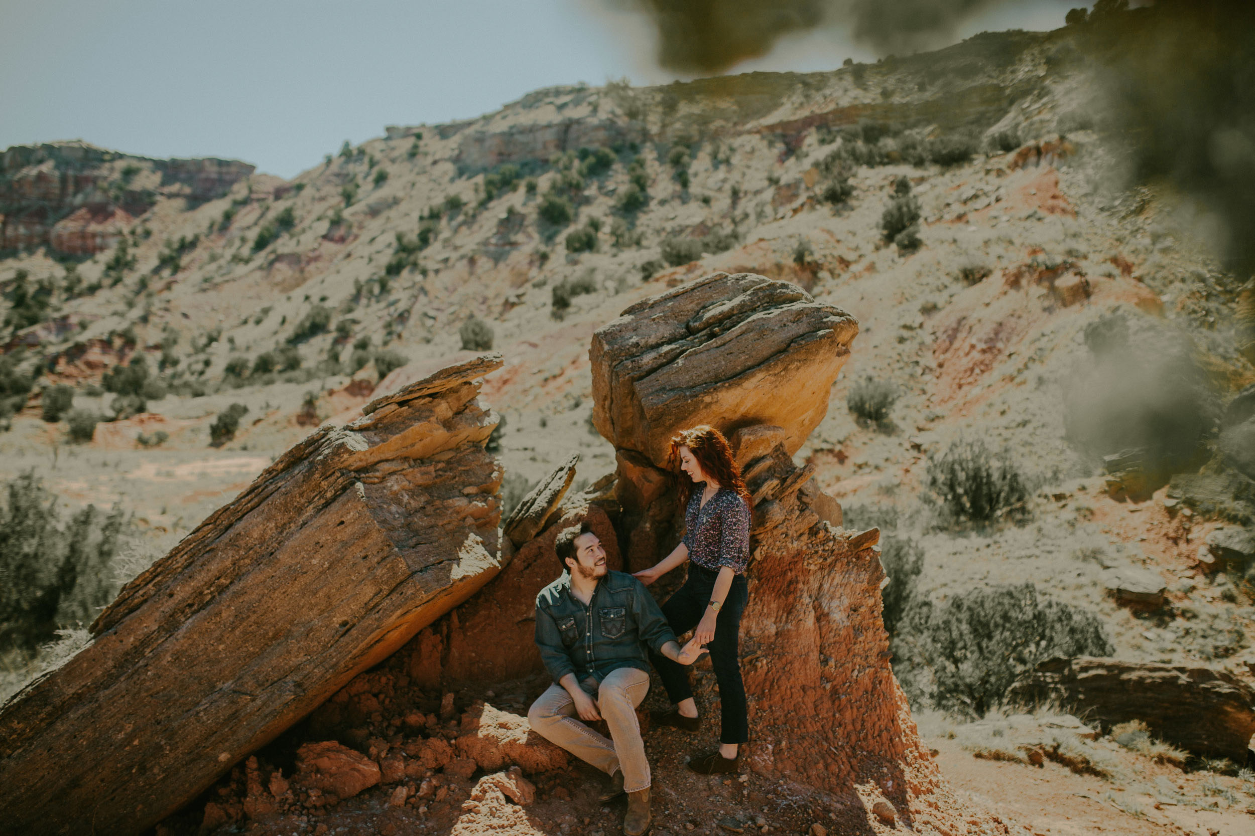 hipster engagement session in Palo Duro Canyon-4.jpg