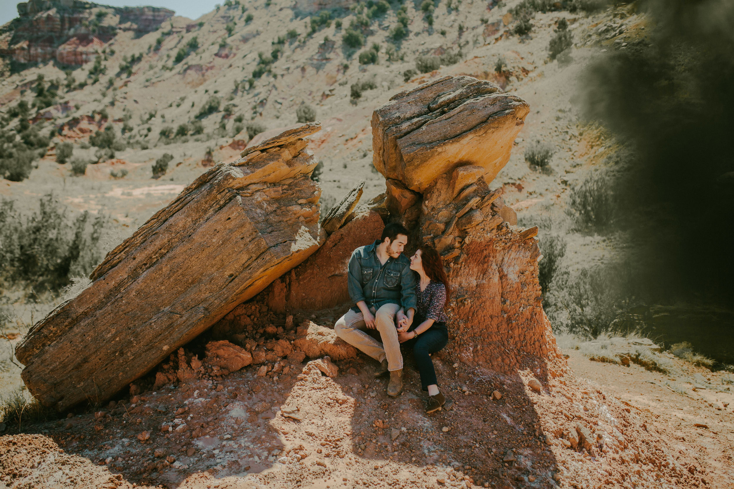 hipster engagement session in Palo Duro Canyon-5.jpg