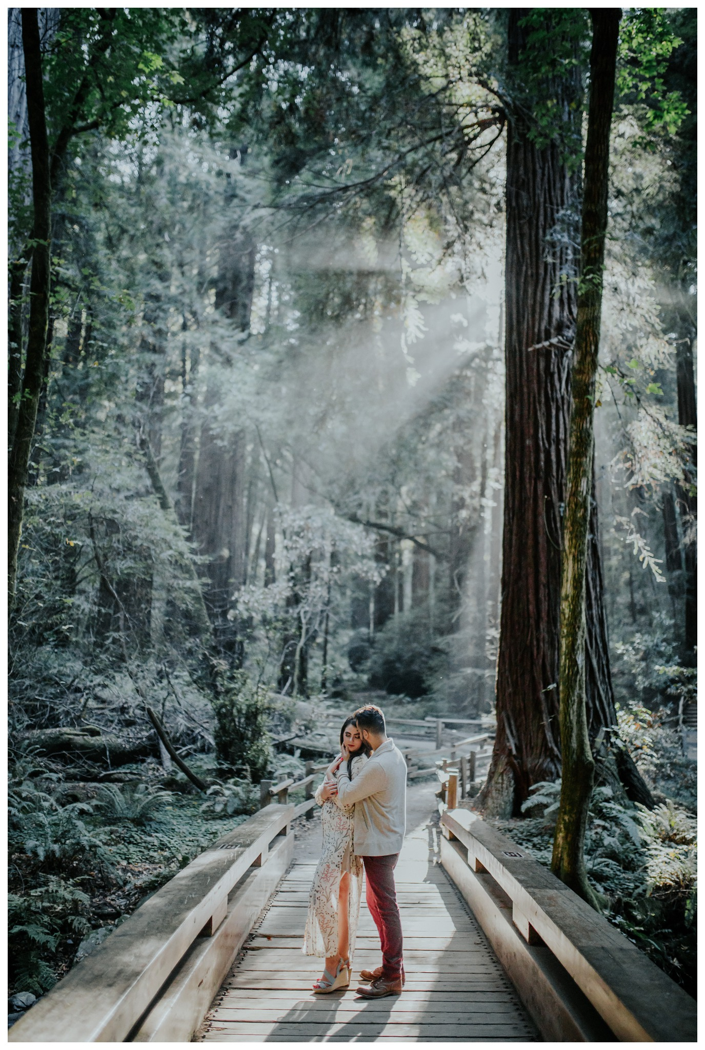 San Francisco - Muir Woods - China Beach Engagement Session -2058.jpg