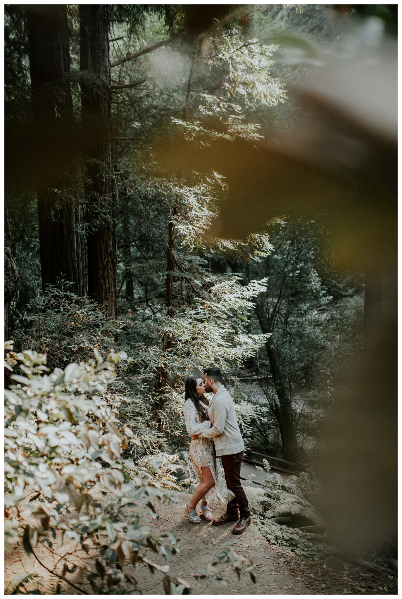 San Francisco - Muir Woods - China Beach Engagement Session -2027.jpg
