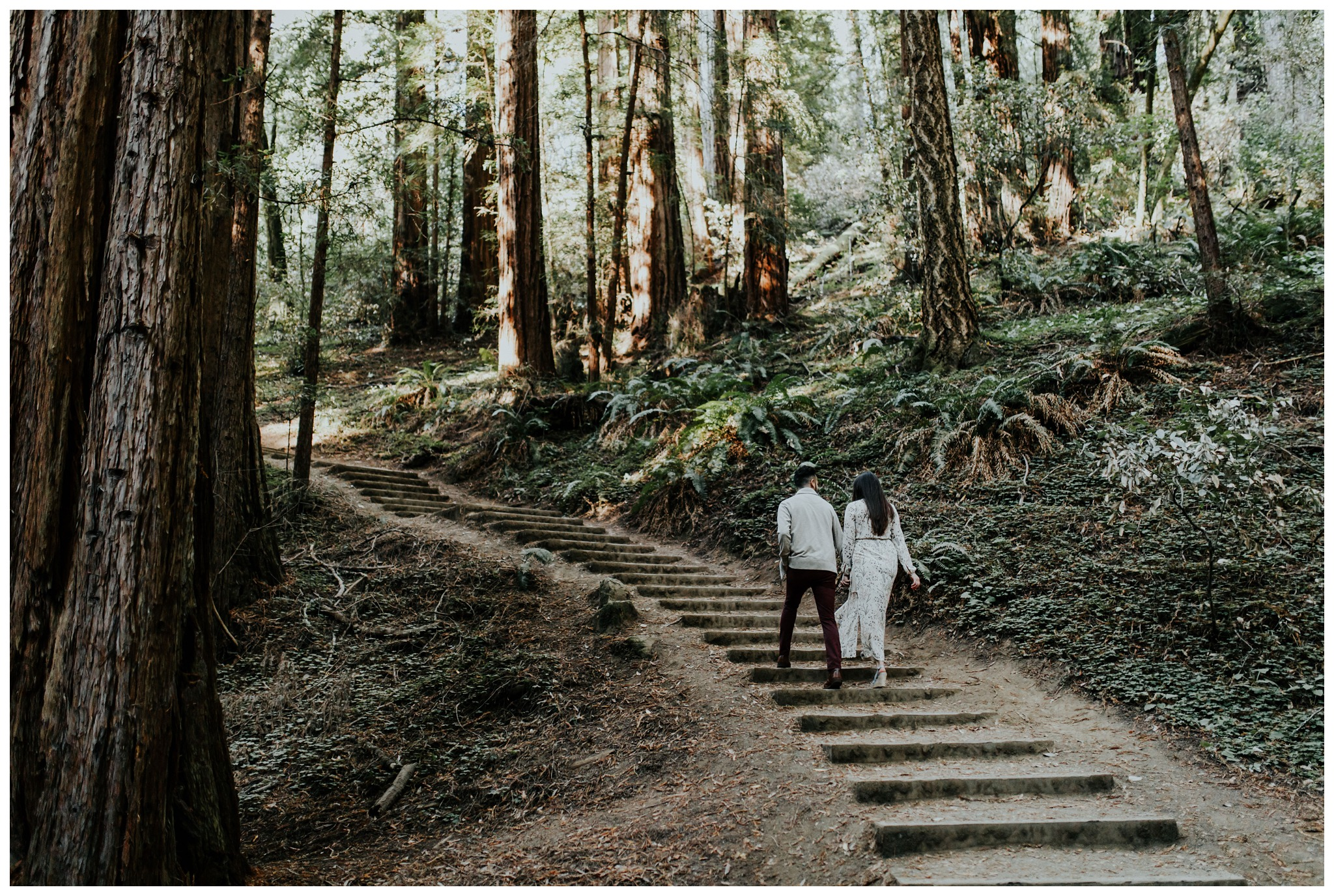 San Francisco - Muir Woods - China Beach Engagement Session -2021.jpg