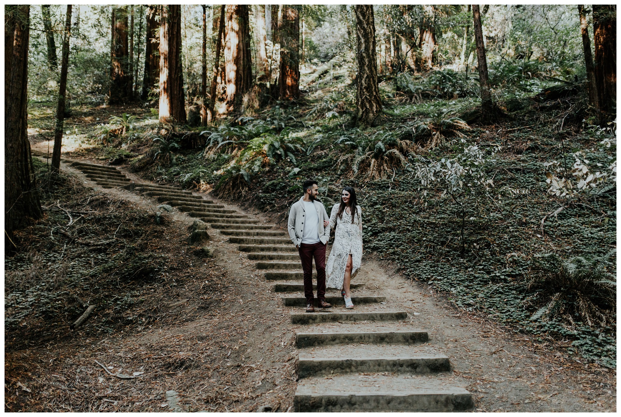 San Francisco - Muir Woods - China Beach Engagement Session -2023.jpg