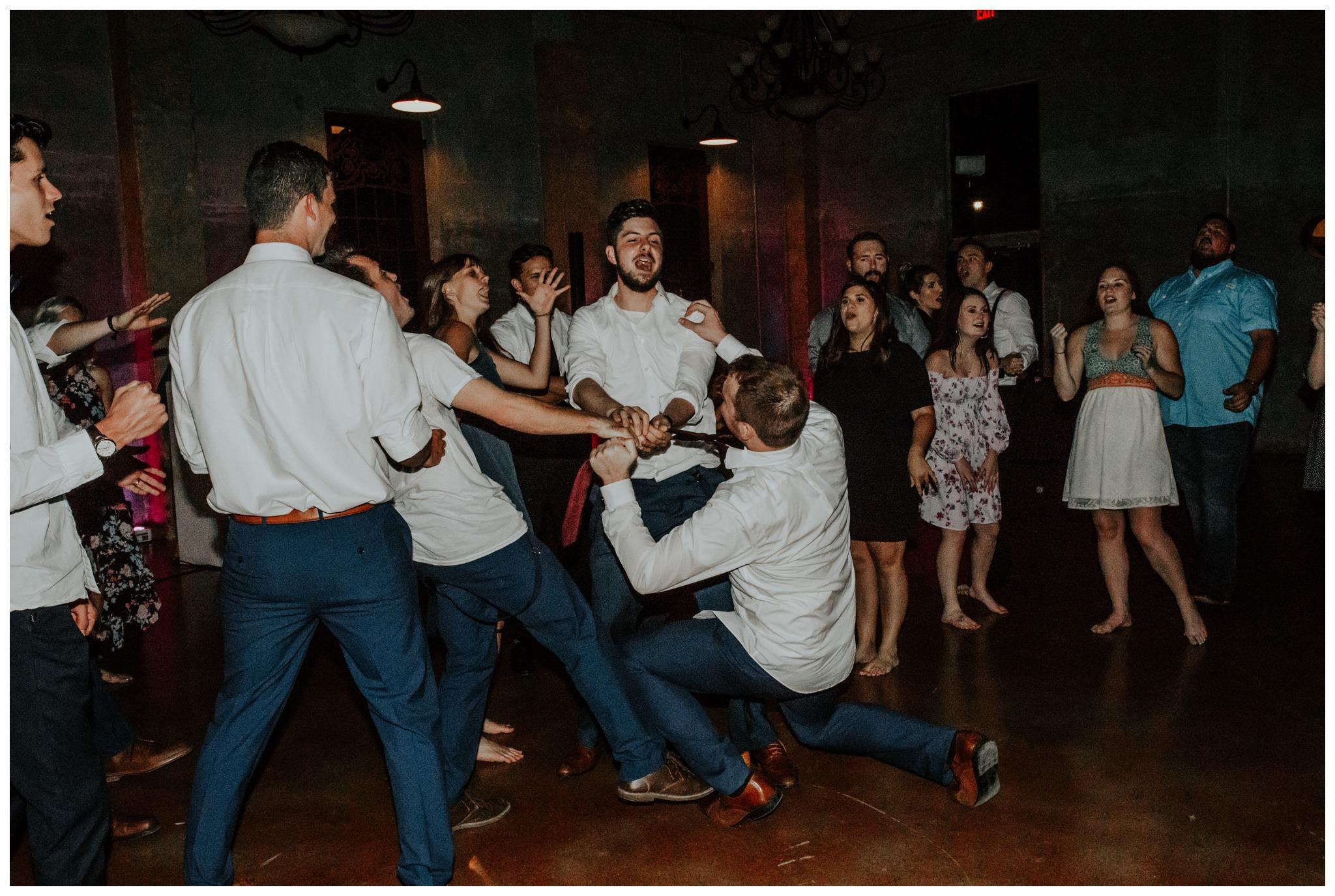 Summertime Olde Dobbin Station - Magnolia Wedding - The Woodlands Texas Wedding Photographer-2820.jpg