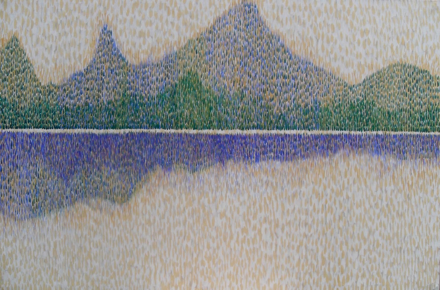 Monica Melgar - Climax - abstract at 50.jpg