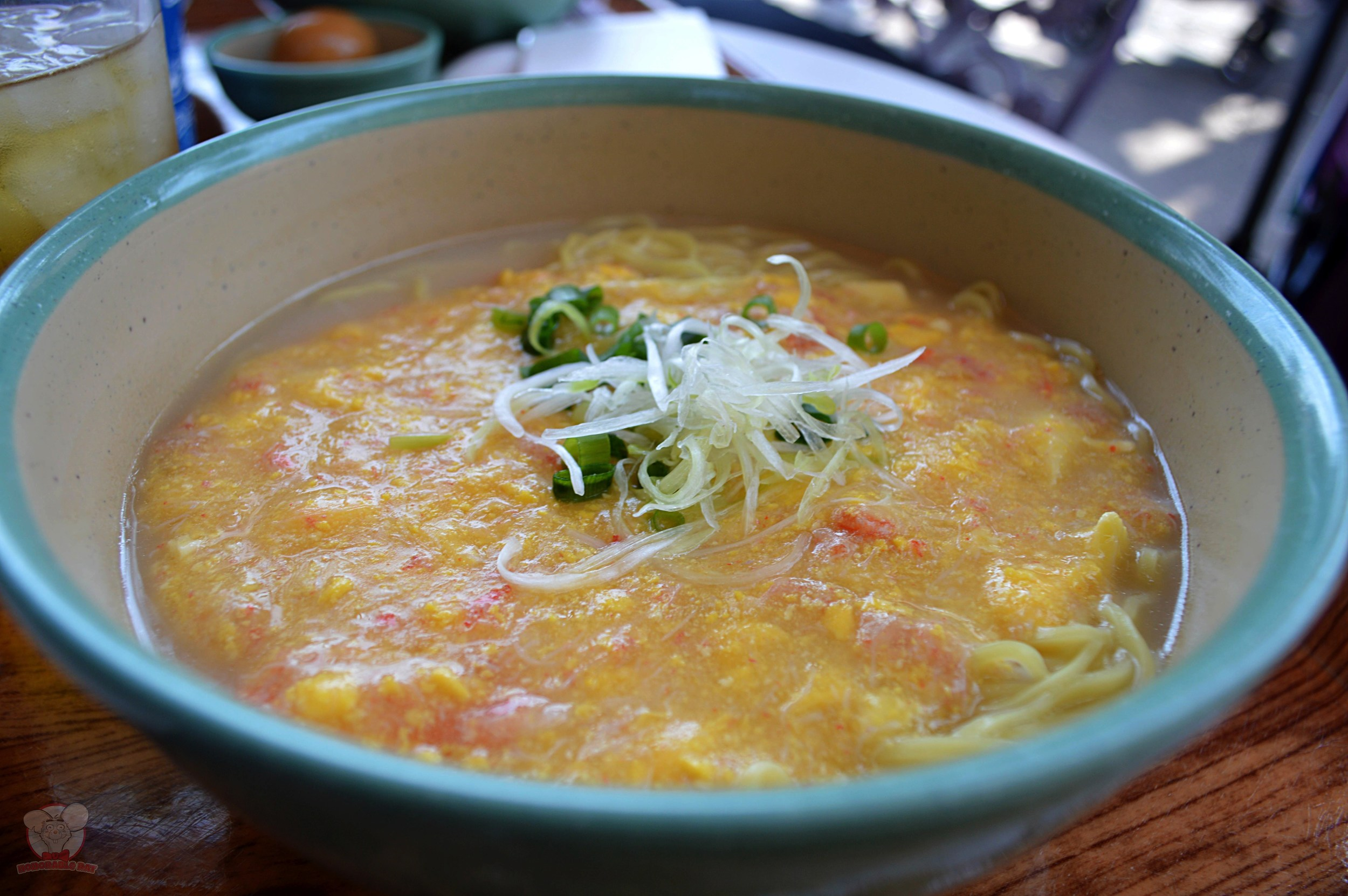 Noodles with Crab & Egg in Thickened Sauce