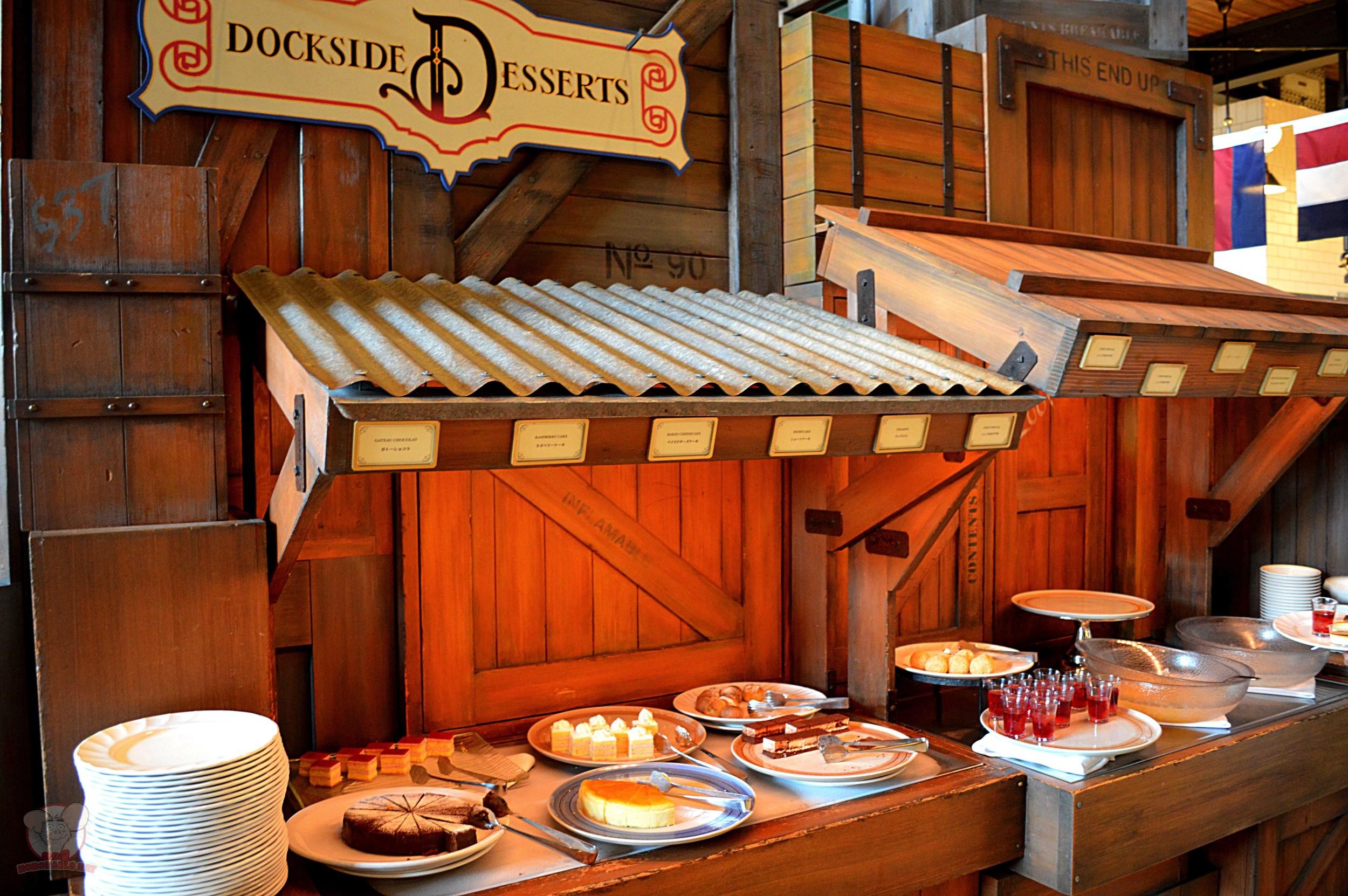Dockside Desserts