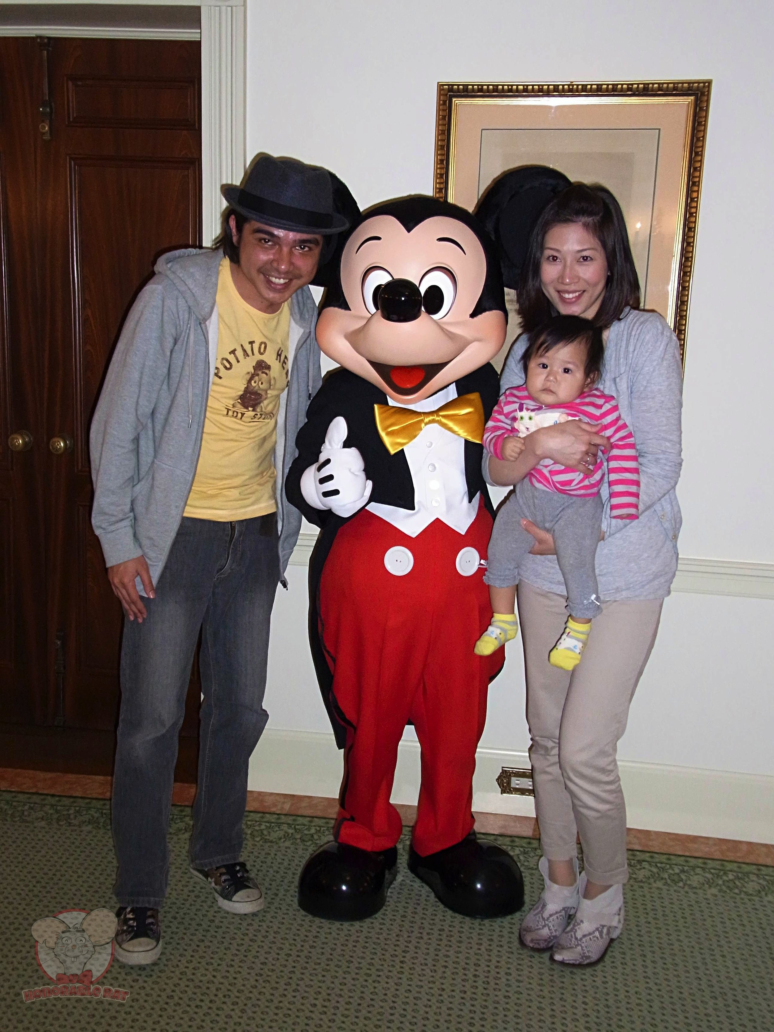 Club 33 with Mickey and the Kaneko Shahs.