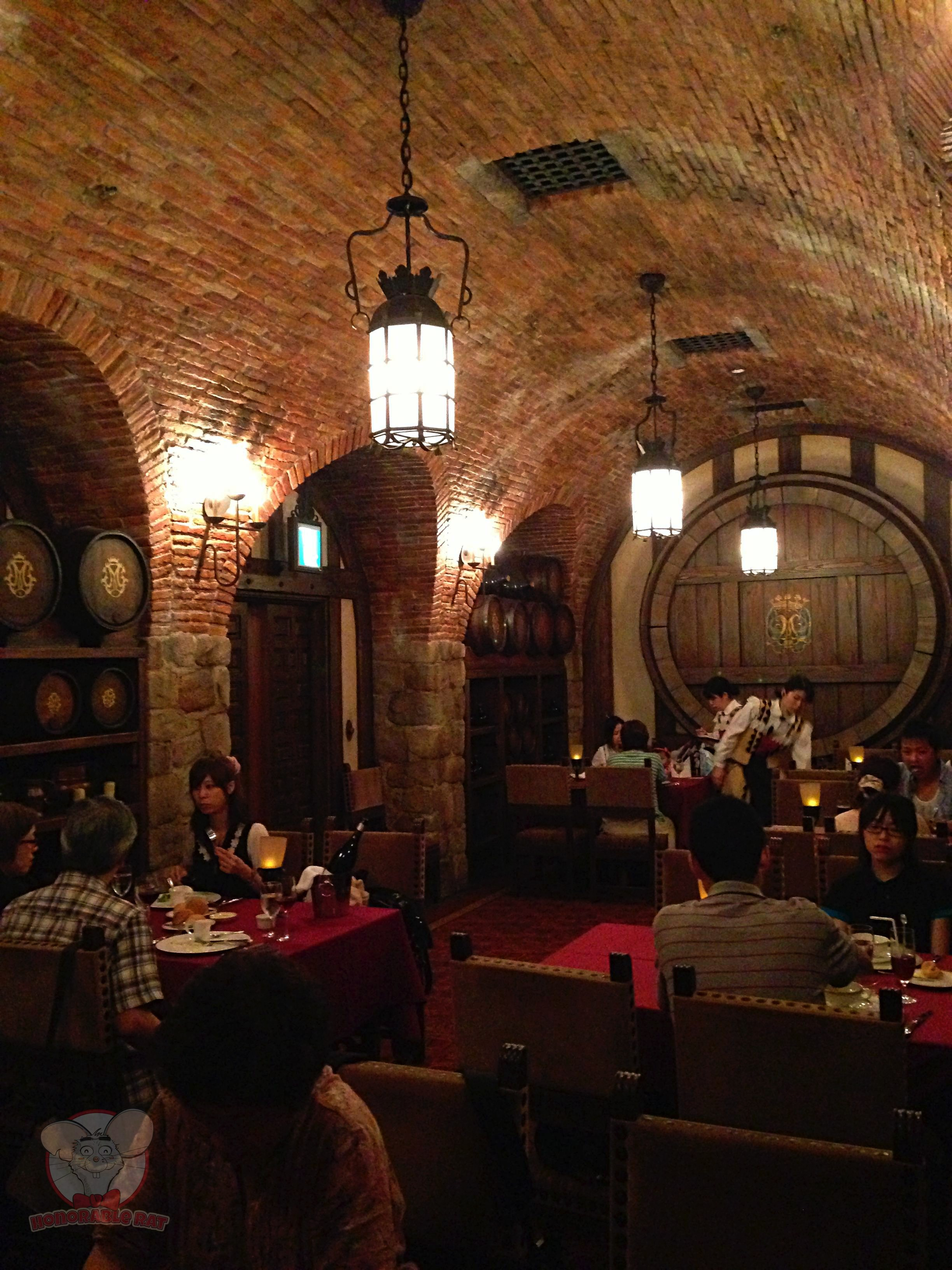 Inside the Secret Wine Cellar