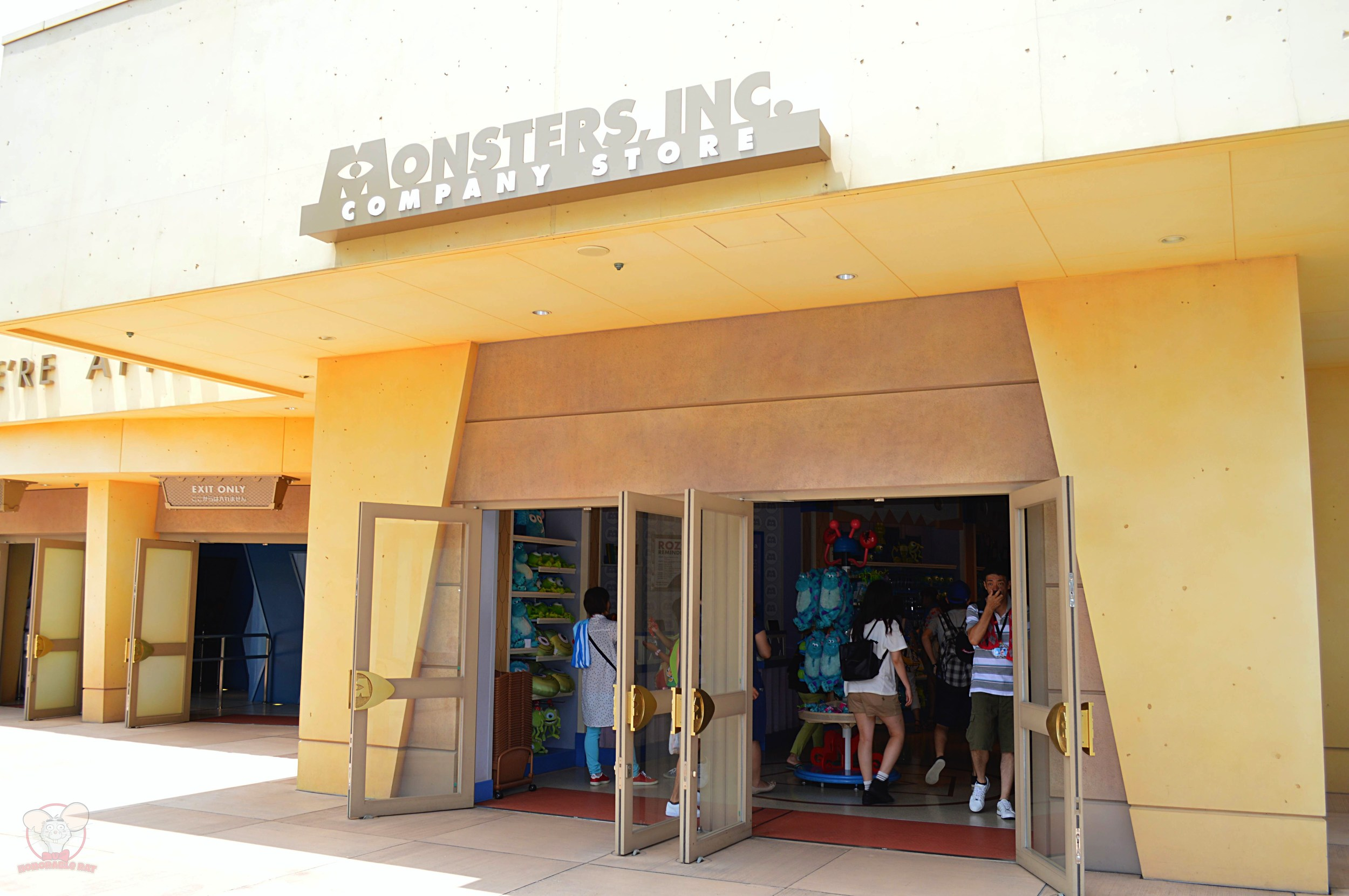 Monsters, Inc. Company Store