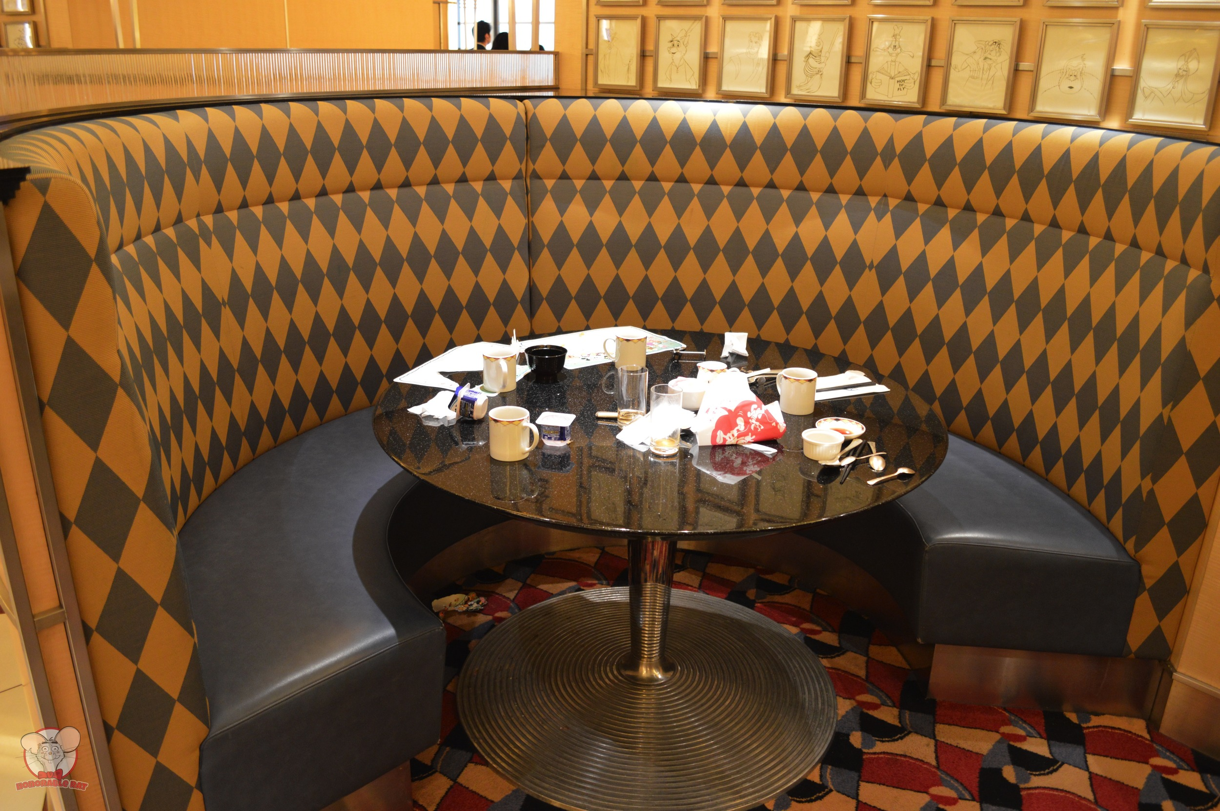 Chef Mickey Sofa Table