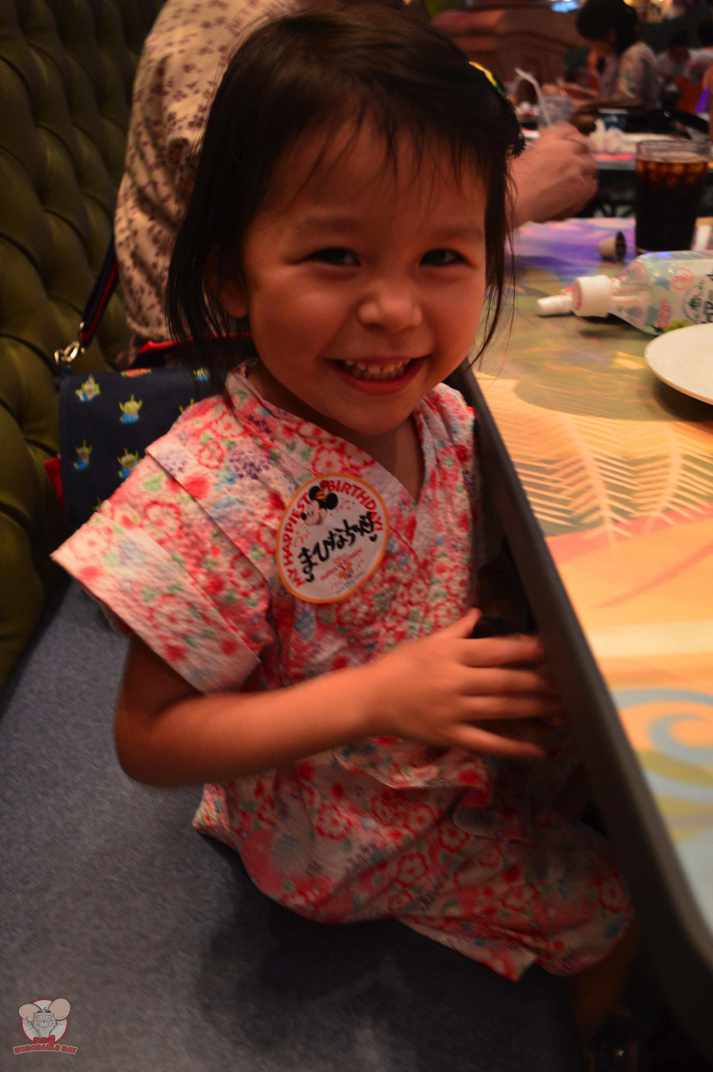 Happy Birthday Little Mahina