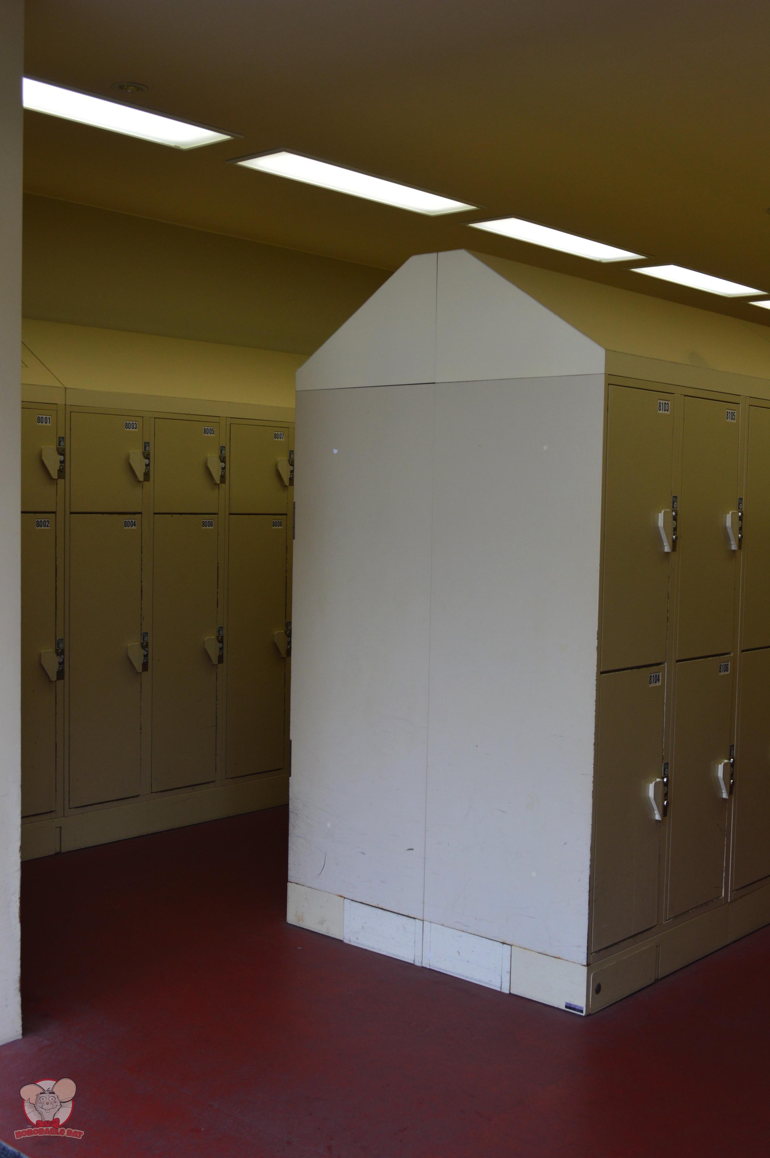 Giant Storage Lockers