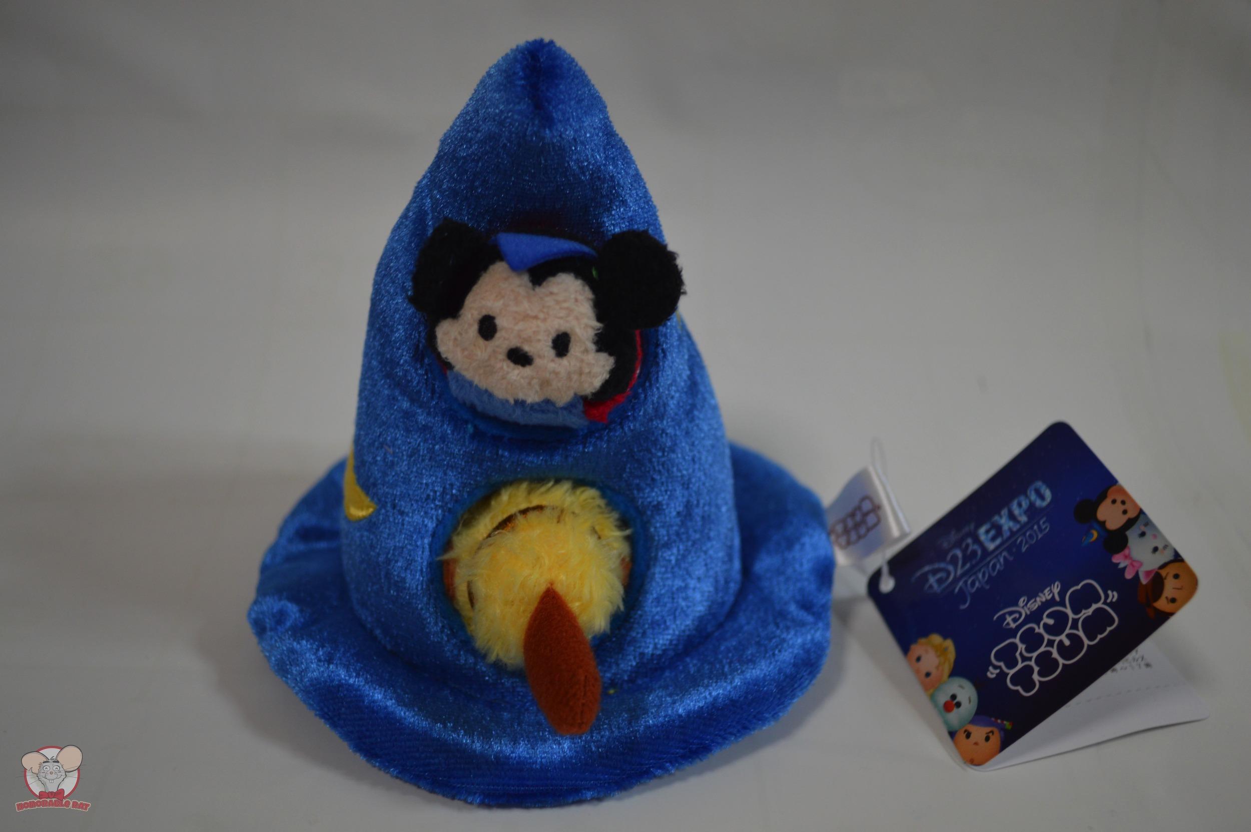 Tsum Tsum Mickey Sorcerer Hat Plush