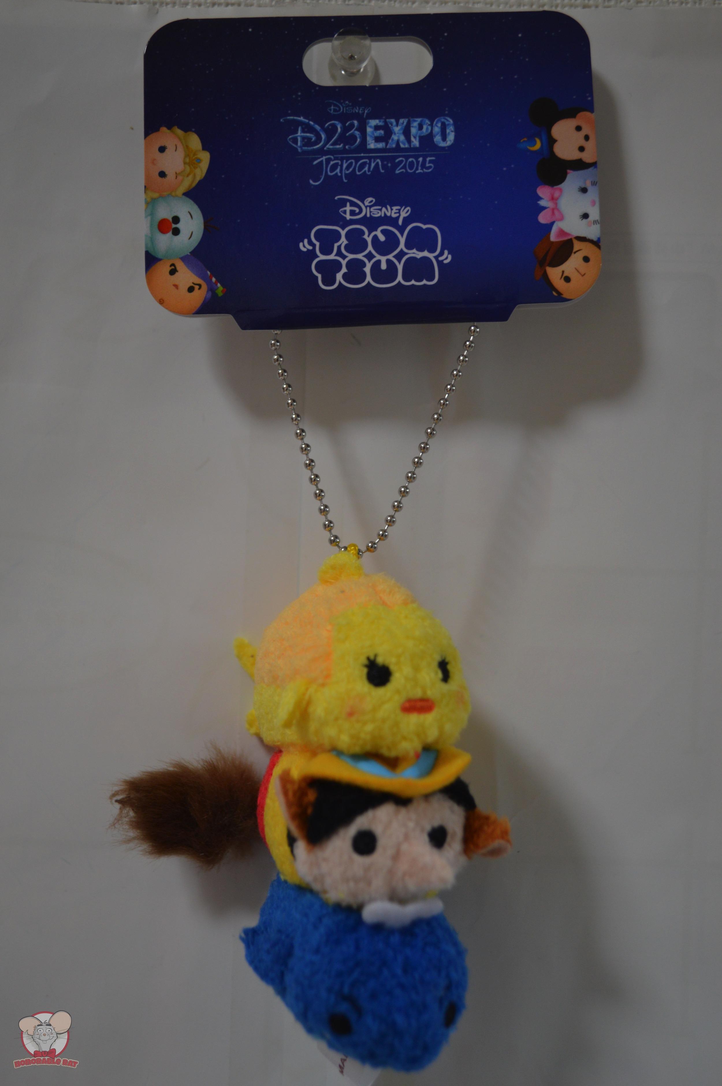 Tsum Tsum Pinocchio Key Chain