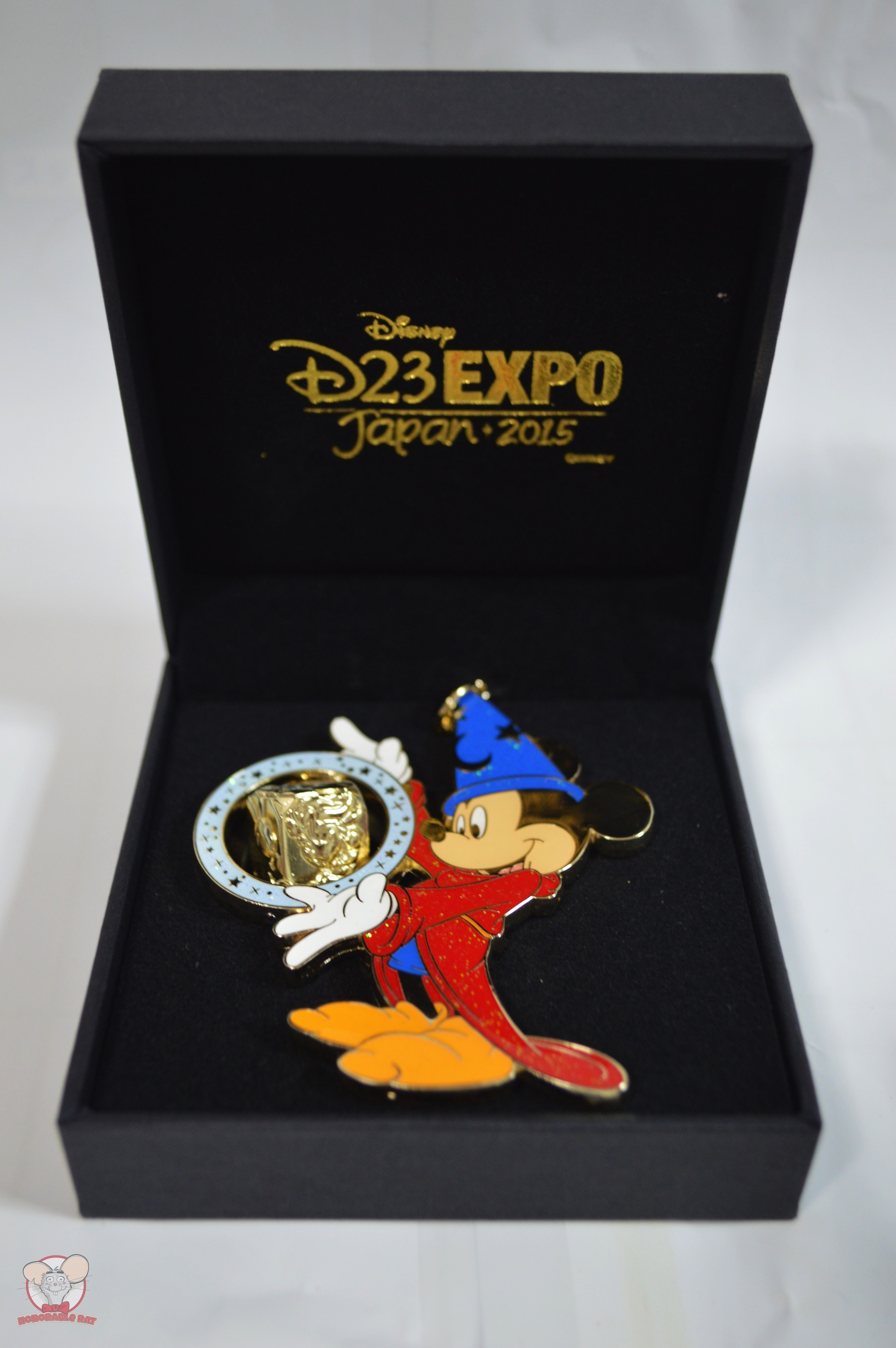 D23 Expo Japan 2015 Collectors Key Chain