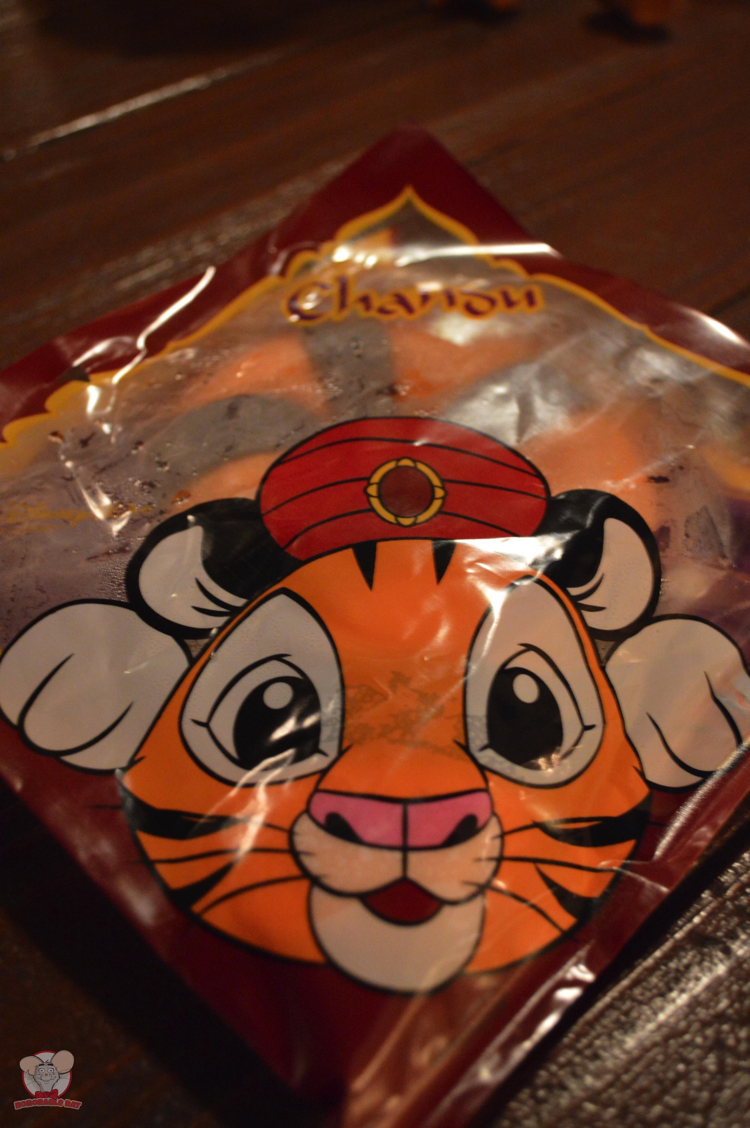 Chandu Tail's packaging