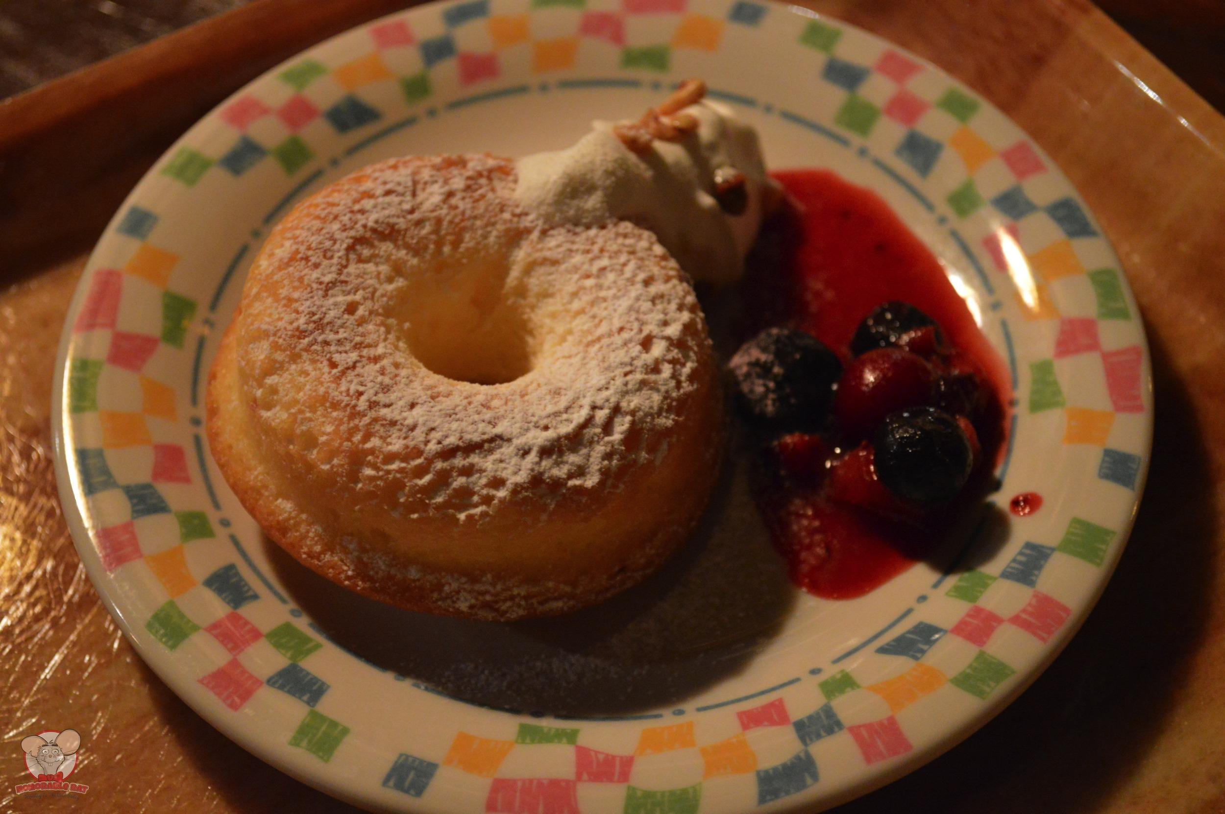 Baked Doughnut