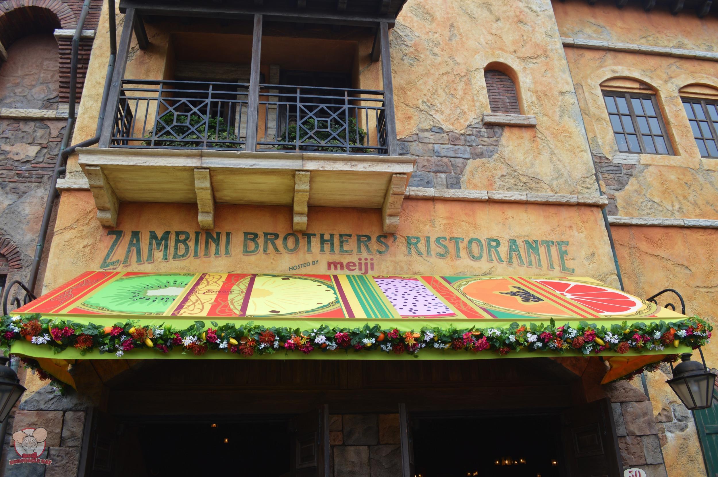 Zambini Brothers Ristorante