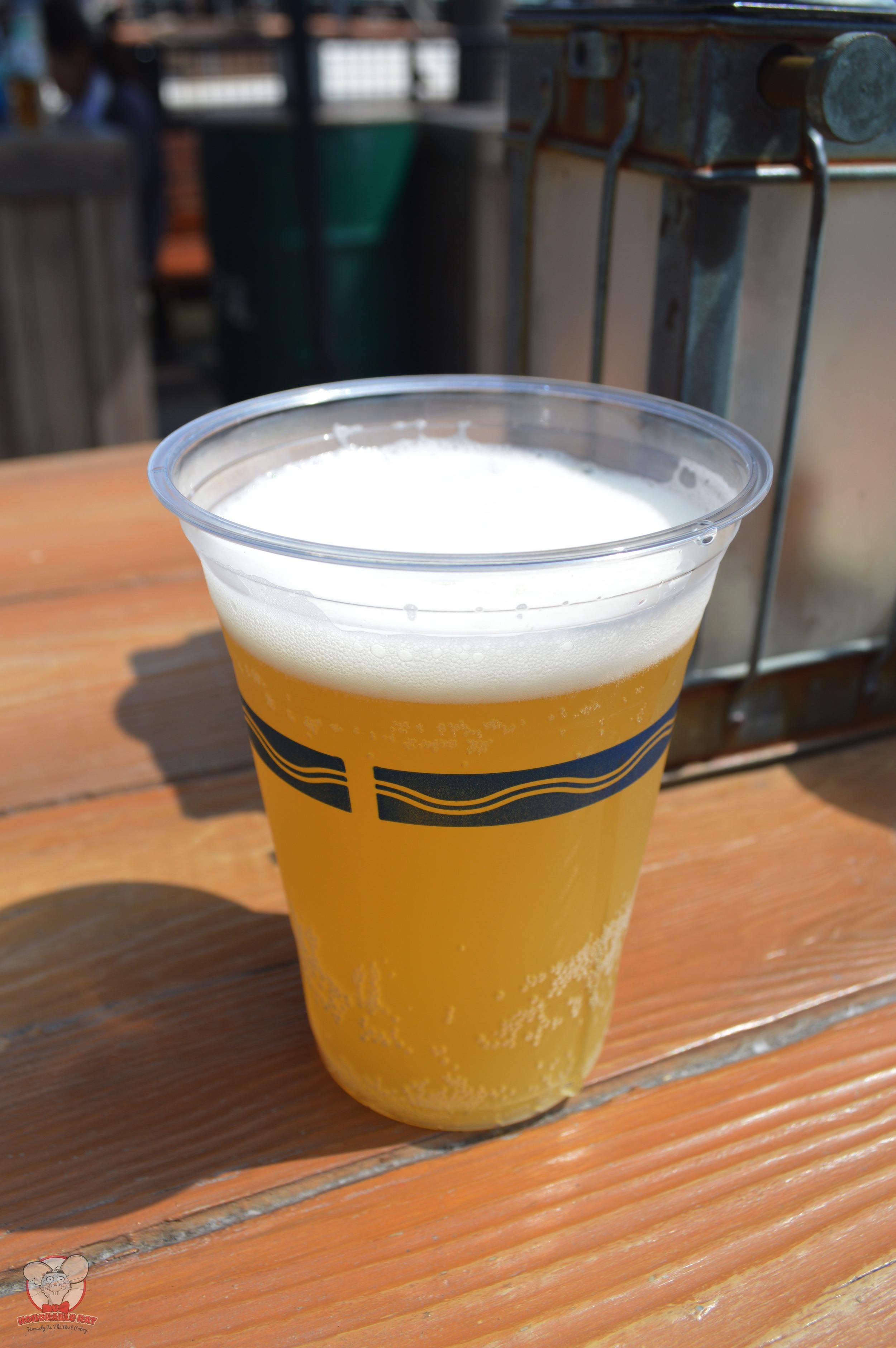 Beer Cocktail (Pineapple)