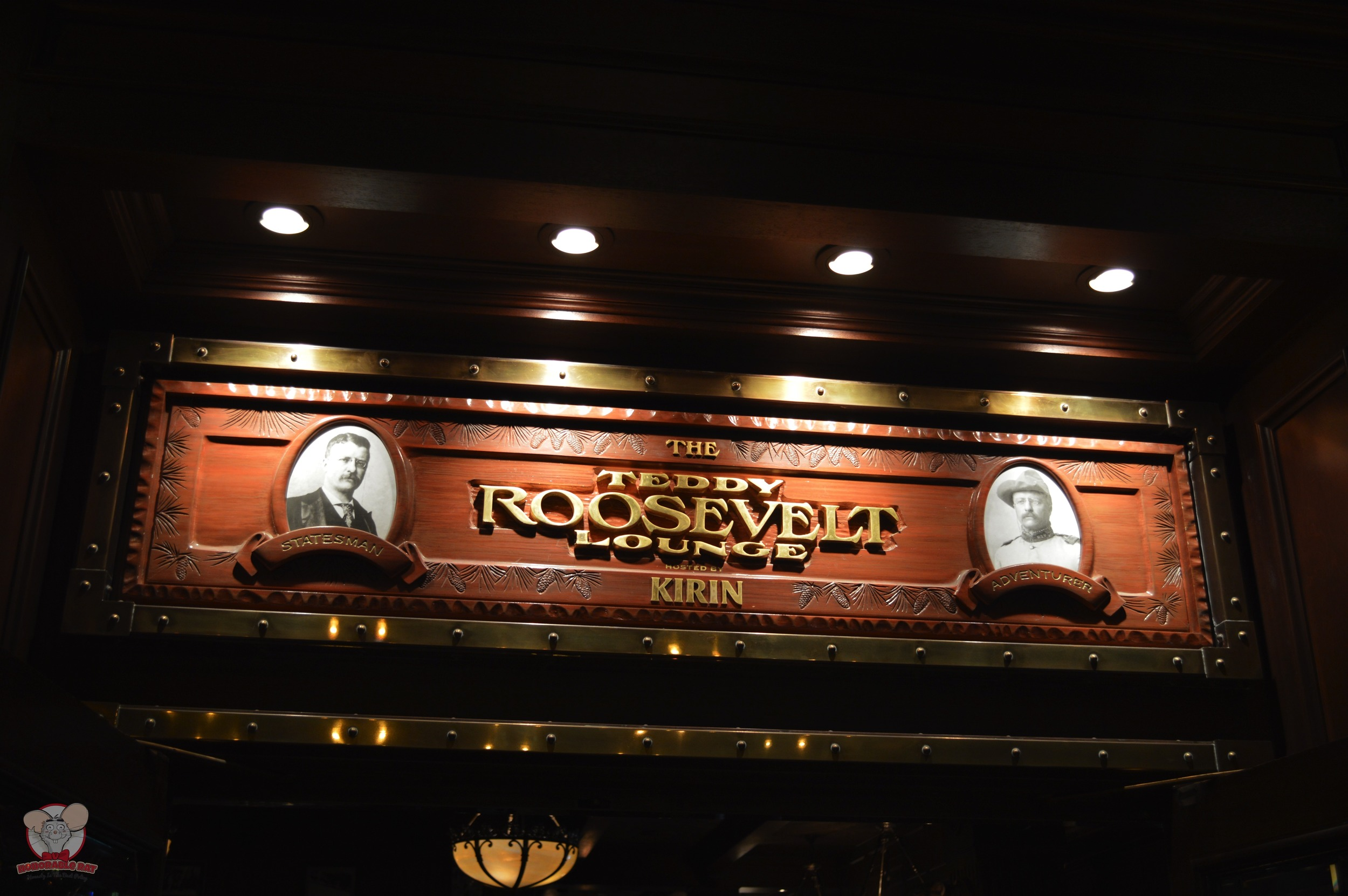 Teddy Roosevelt Lounge