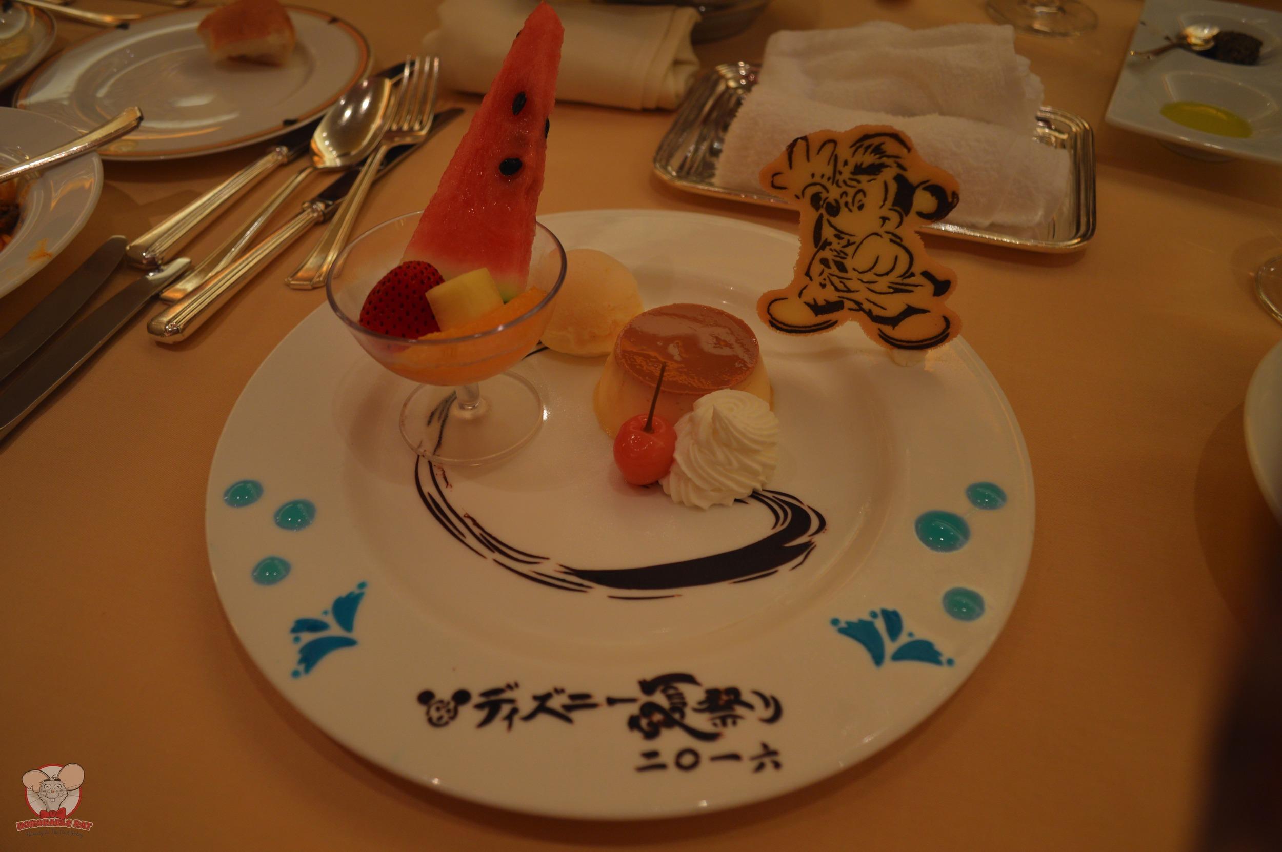 Kid's dessert