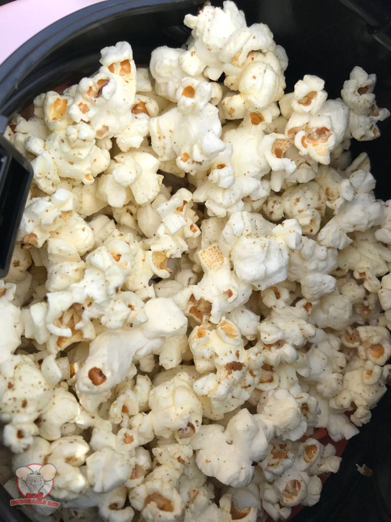 Herb-Tomato Popcorn
