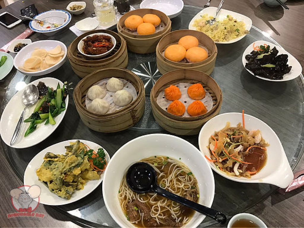 Be prepared to be wowed by delicious dim sum