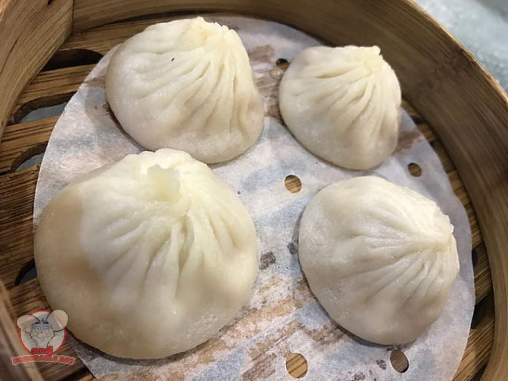 Steamed Shanghai Xiao Long Bao