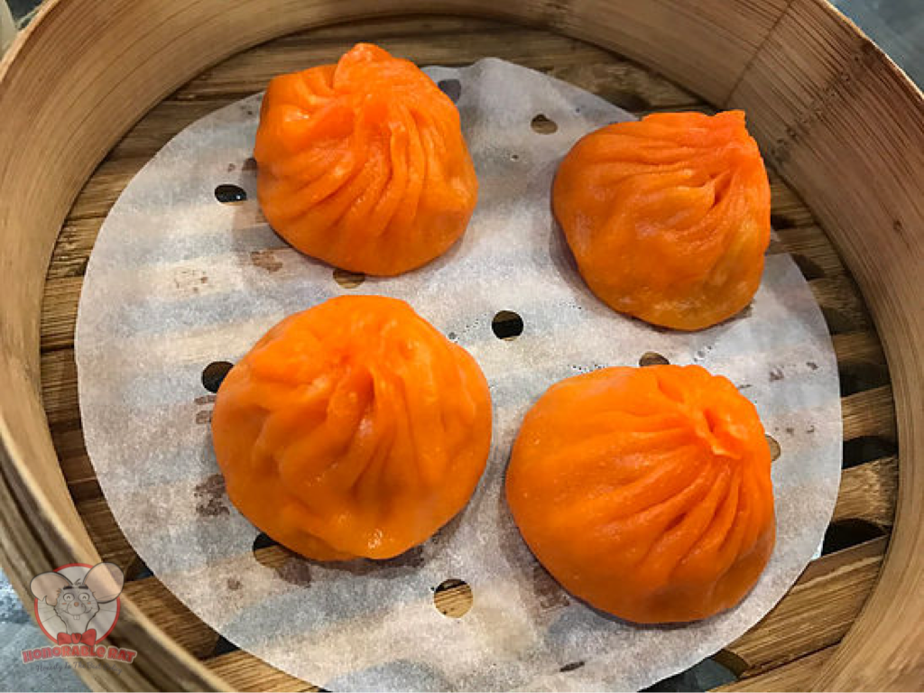 Steamed Chili Crab Xiao Long Bao