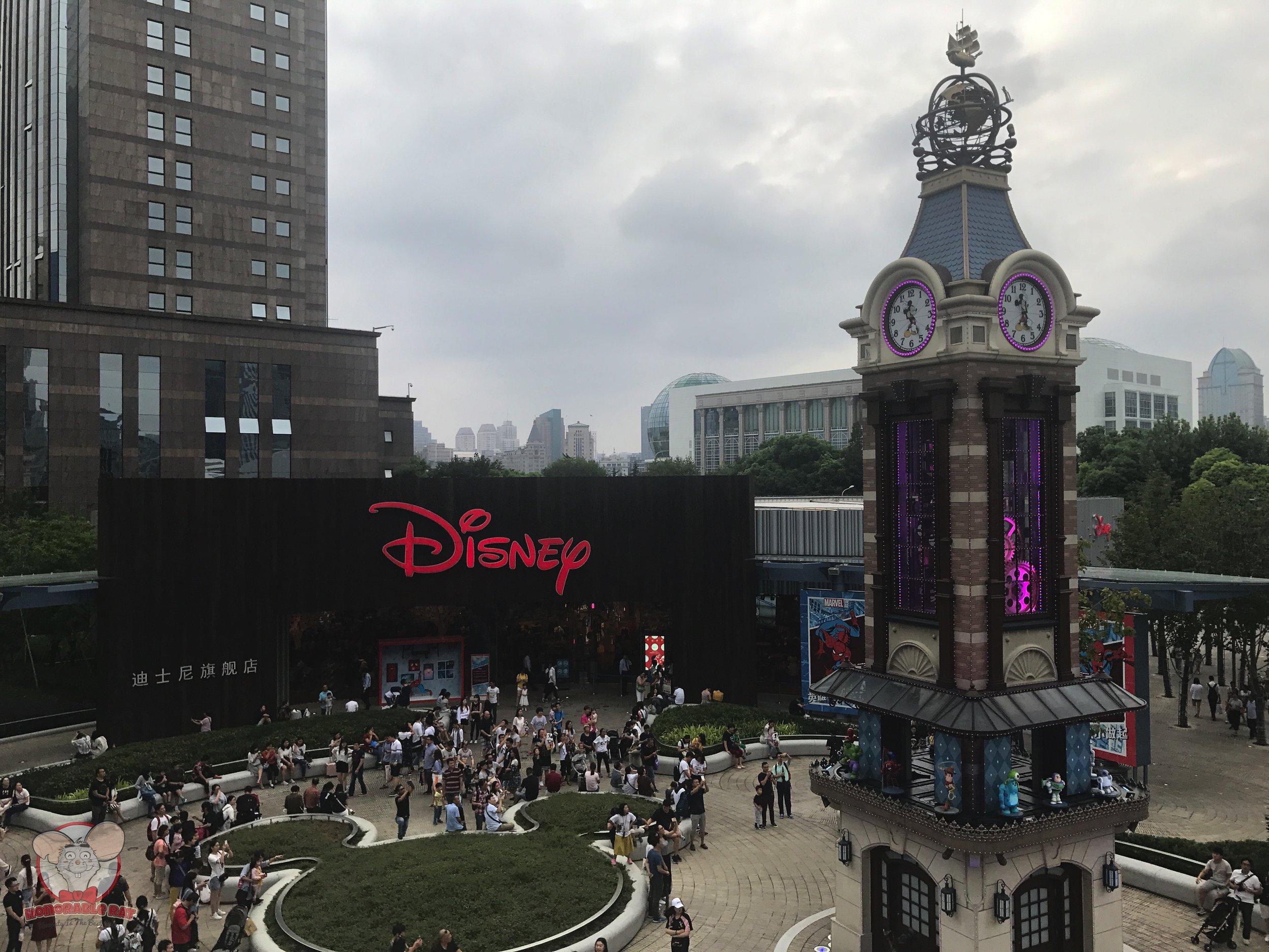 Shanghai Disney Store