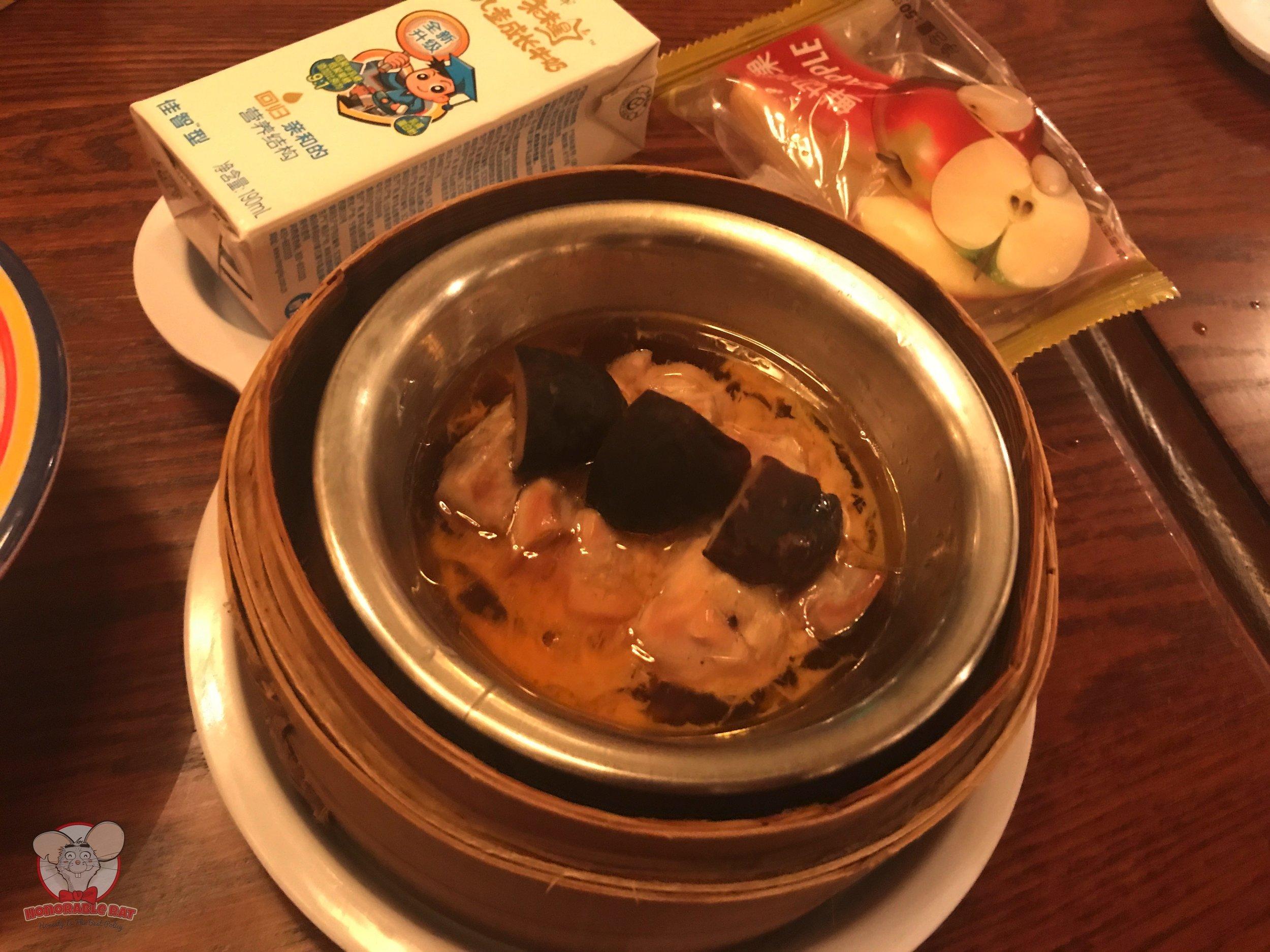 Kid's Chicken Black Mushroom