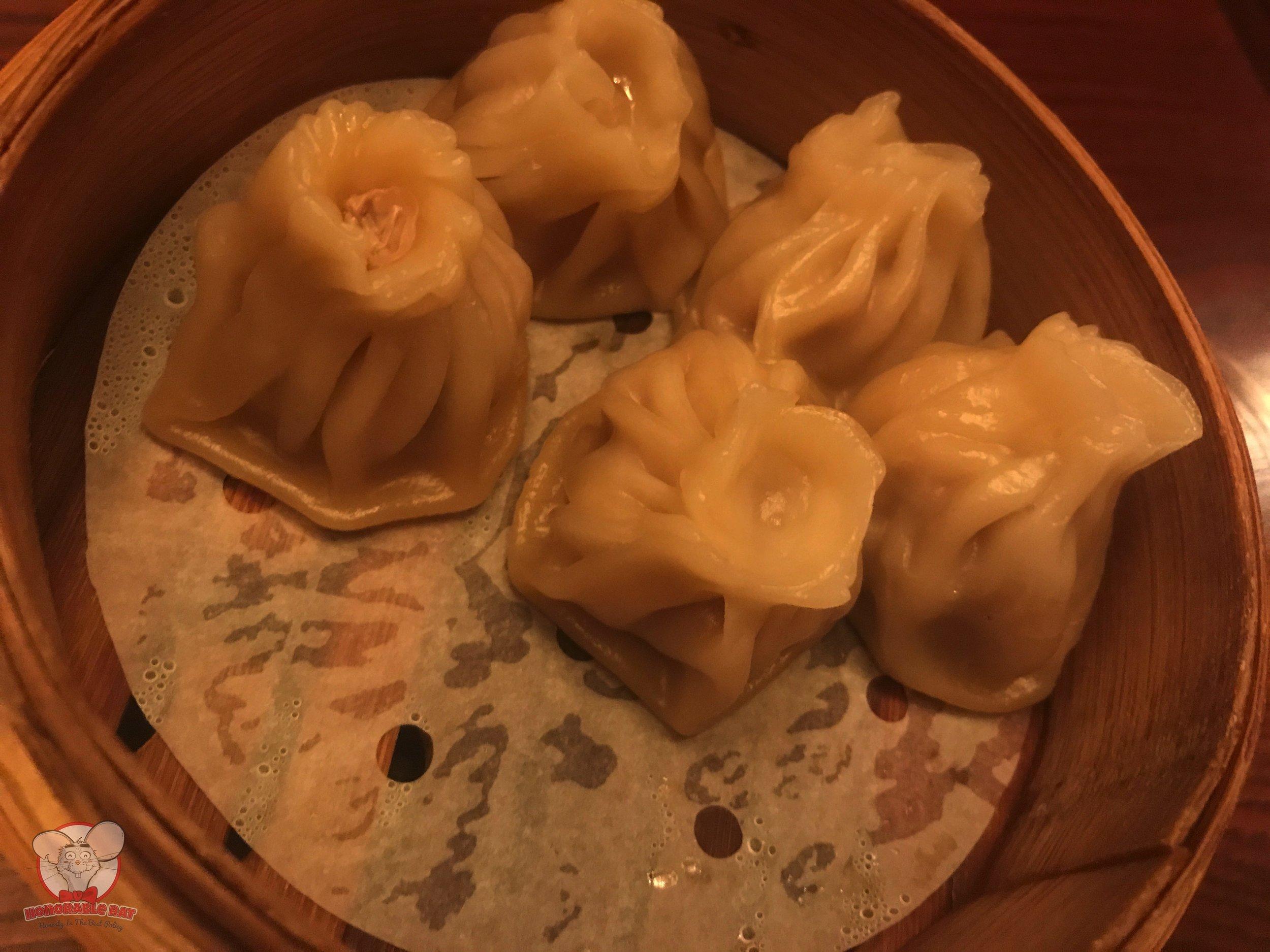 Shanghai Pork Dumplings