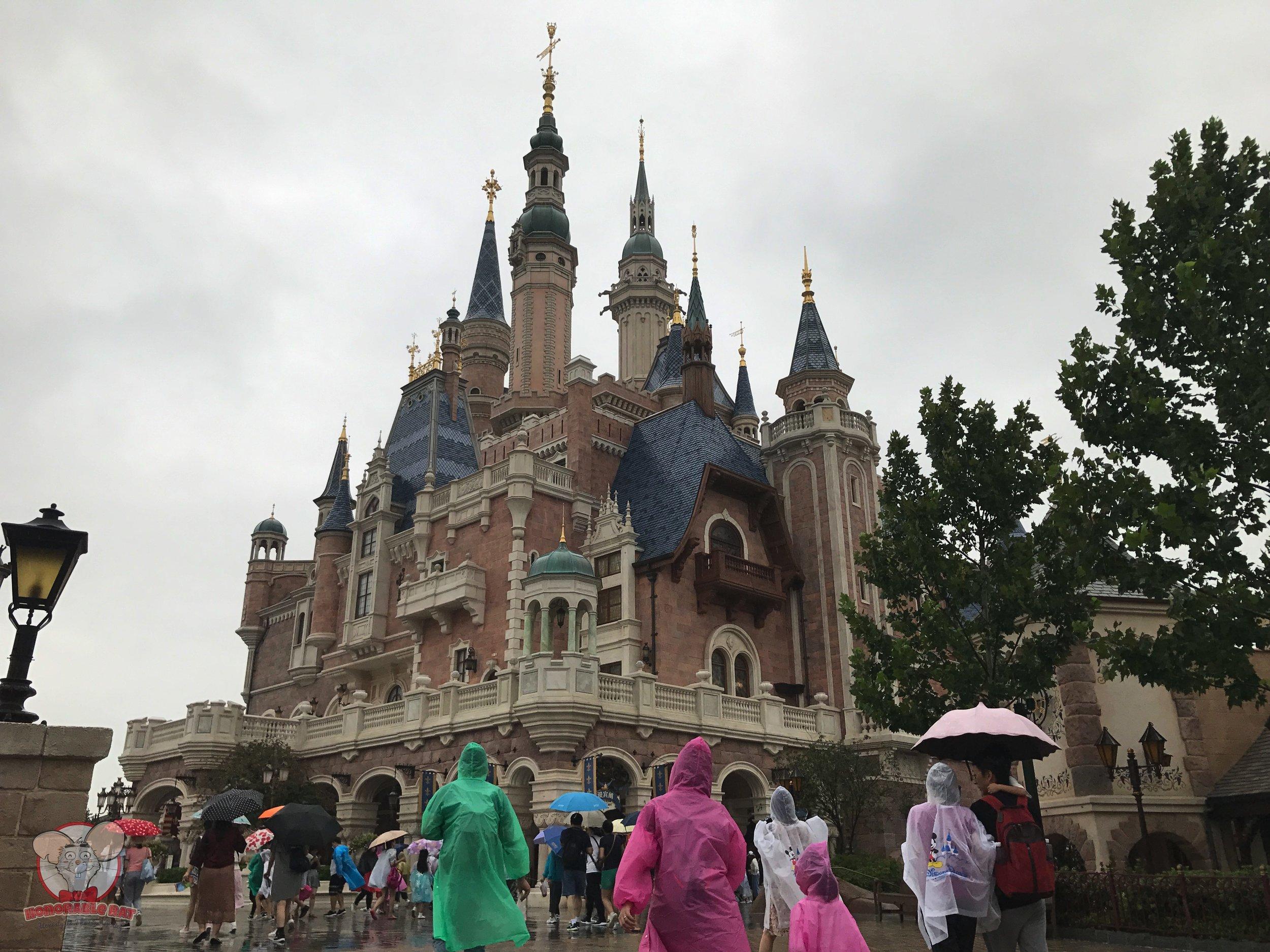 Rain rain go away, come again another day