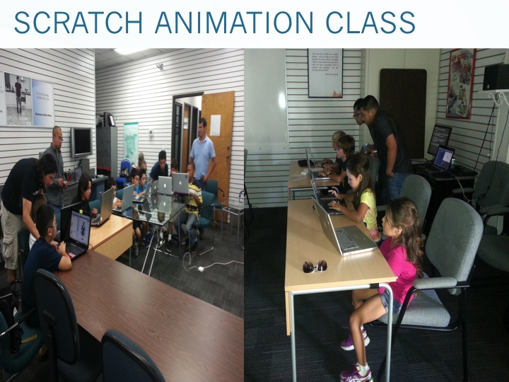 Scratch Class with House of Devs