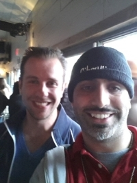 This is Elias Bizannes,   of   StartupBus ;  former VC at Charles River Ventures; former employee at Vast.com, Inc.