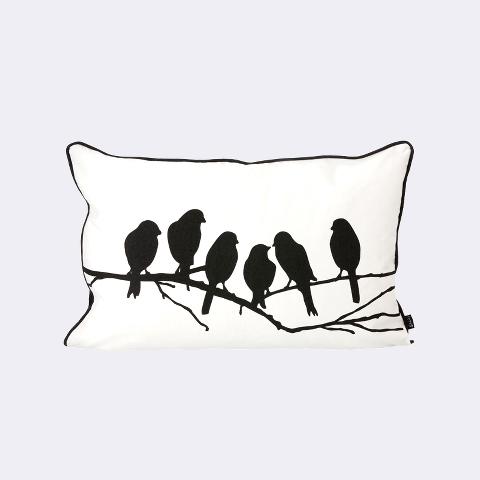 LOVEBIRDS CUSHION