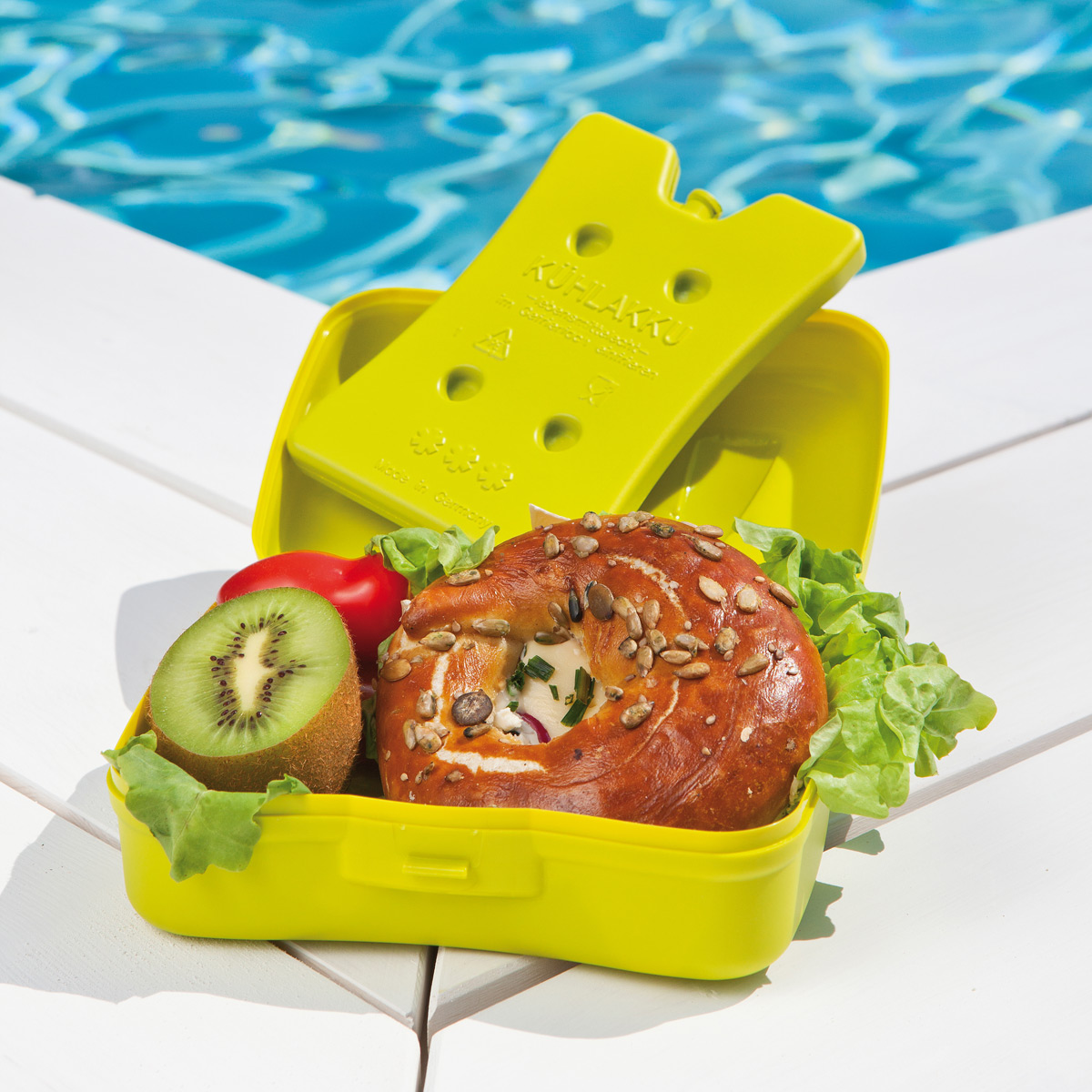 PING PONG LUNCH BOX