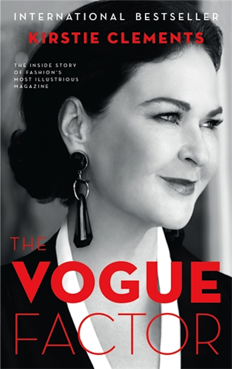 Kirstie Clements,  The Vogue Factor,  Victory Books, RRP $19.99