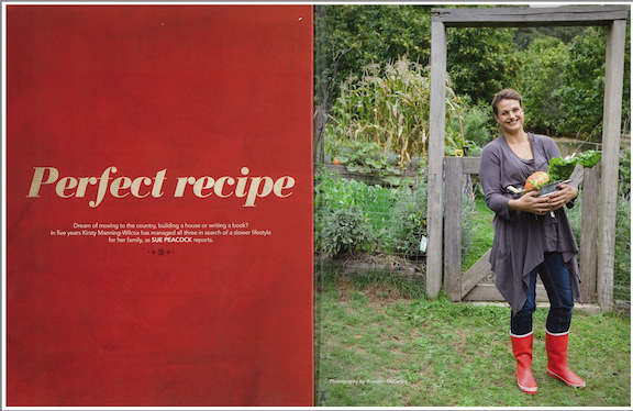 As featured in  Slow magazine, Issue 4, Autumn 2010